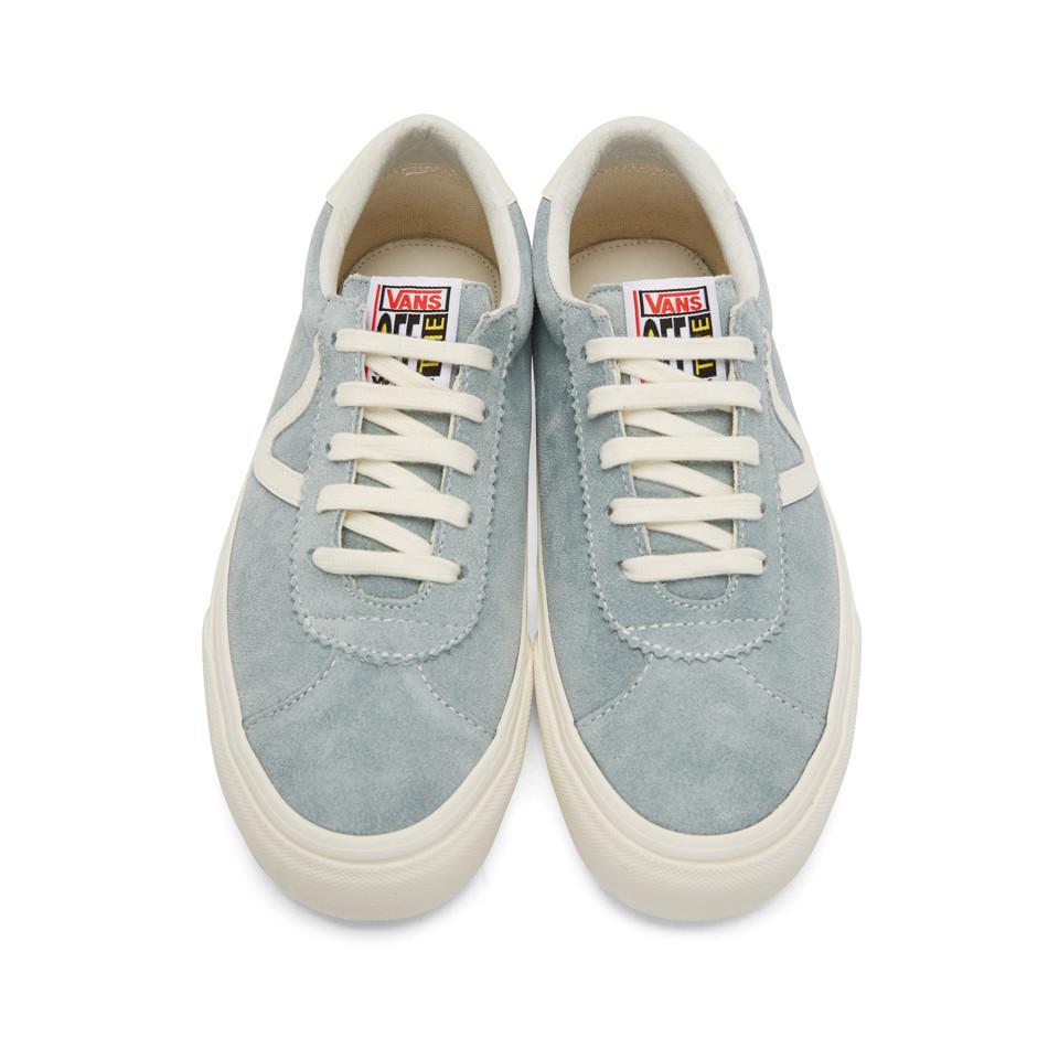Vans Suede Blue Epoch Sport Lx Sneakers for Men - Lyst