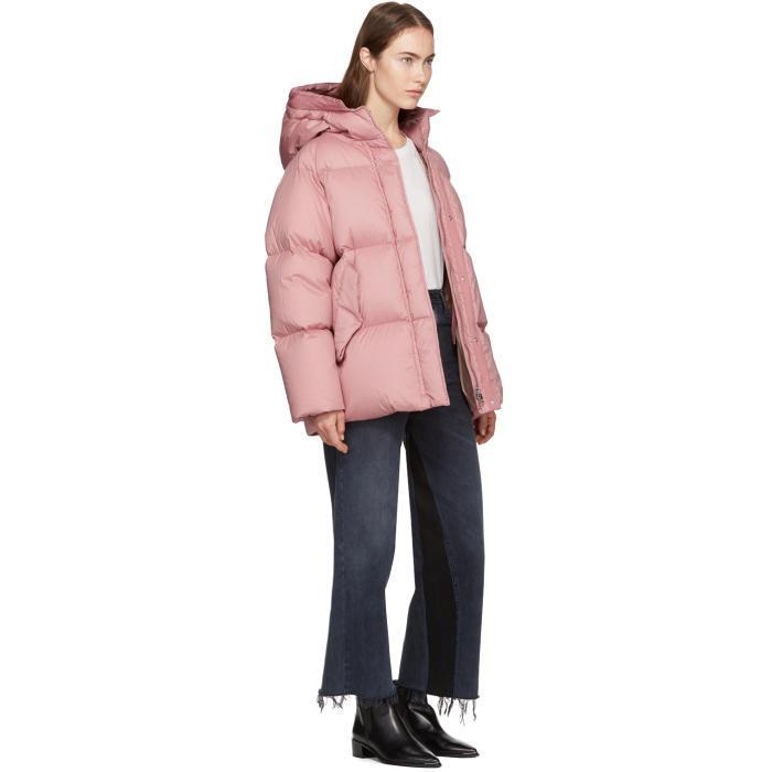 moncler women's nerium down coat