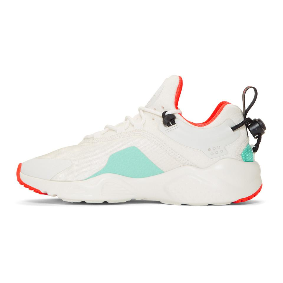 002dc64982 Nike White Air Huarache City Move Sneakers in White - Lyst