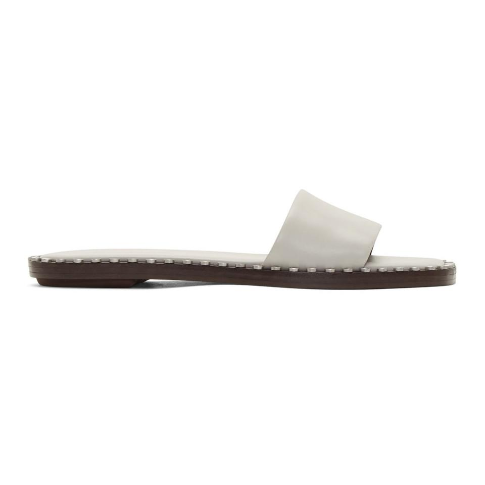 Alexander Wang Black Lola Studded Band Sandals Sortie D'usine Footlocker Images En Ligne Pas Cher Obtenir La Dernière Mode Commerce À Vendre RQqDoxif2