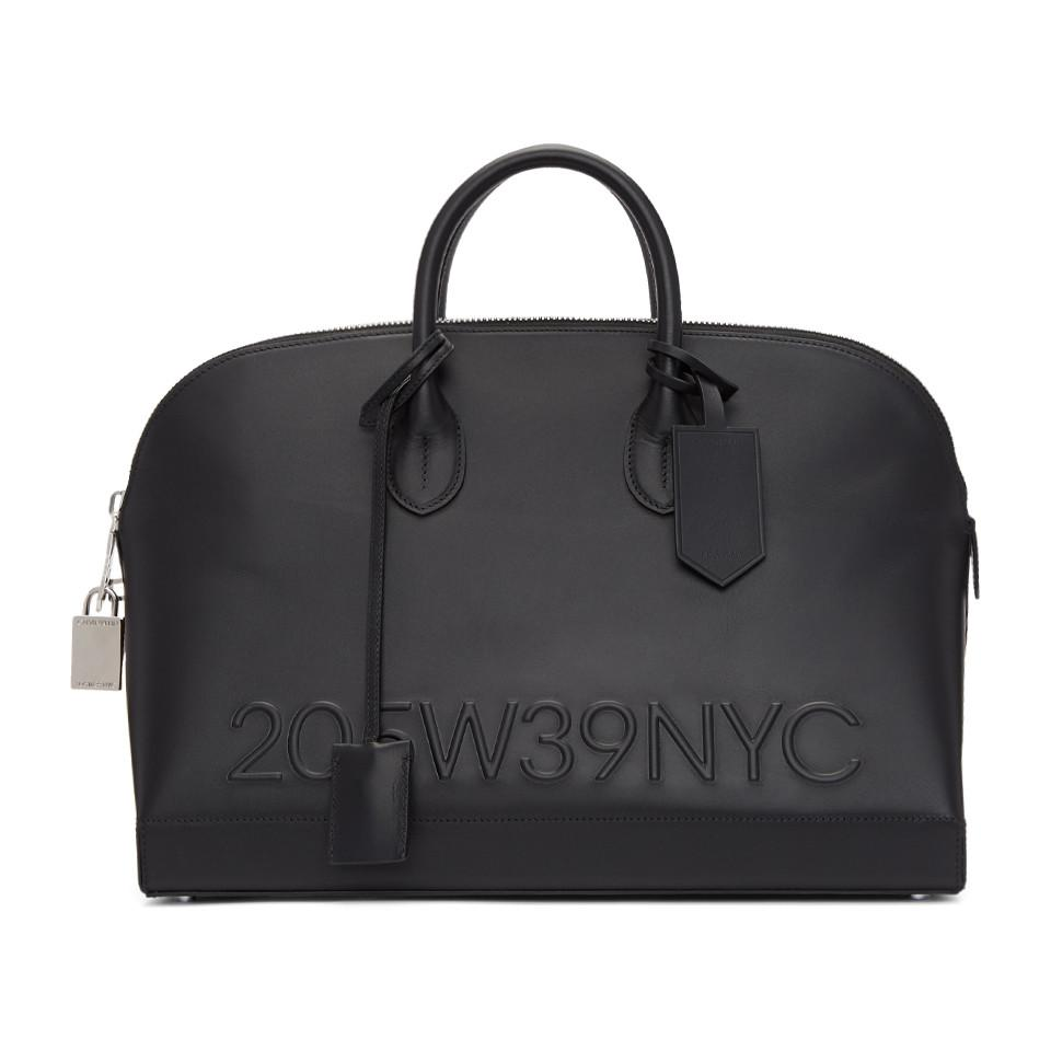 Calvin Klein 205W39nyc embossed monochrome tote Exclusive Online nCZFoNv