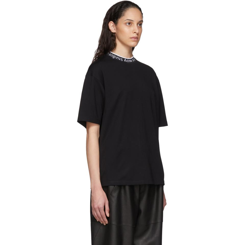 Acne Studios Synthetic Ssense Exclusive Black And Pink