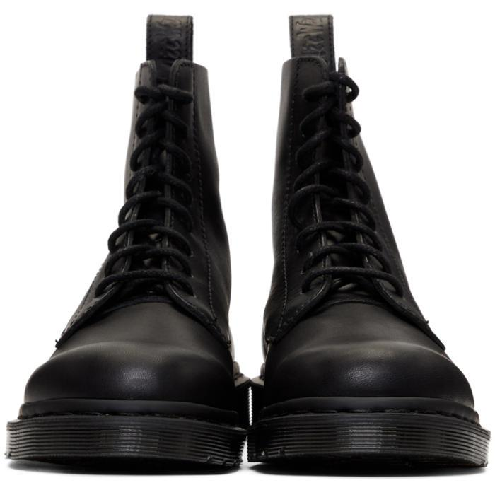 attractive price release info on official site Black Deconstructed Pascal Boots
