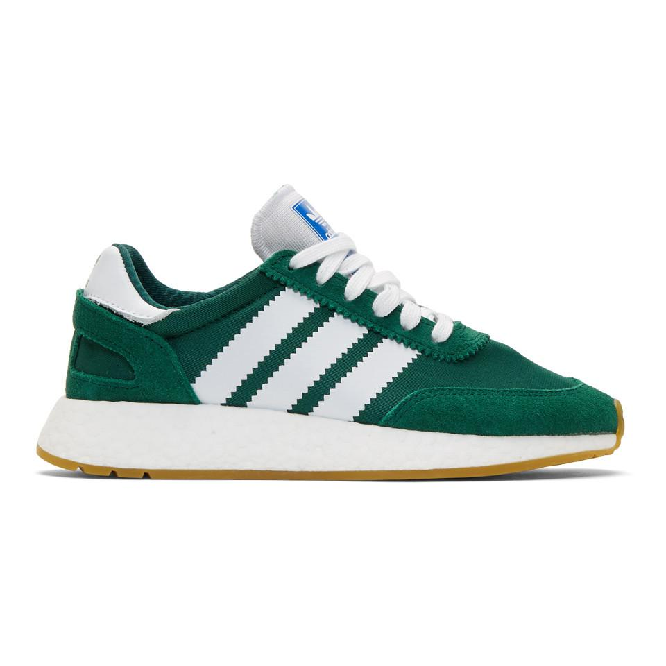 Green I-5923 Sneakers