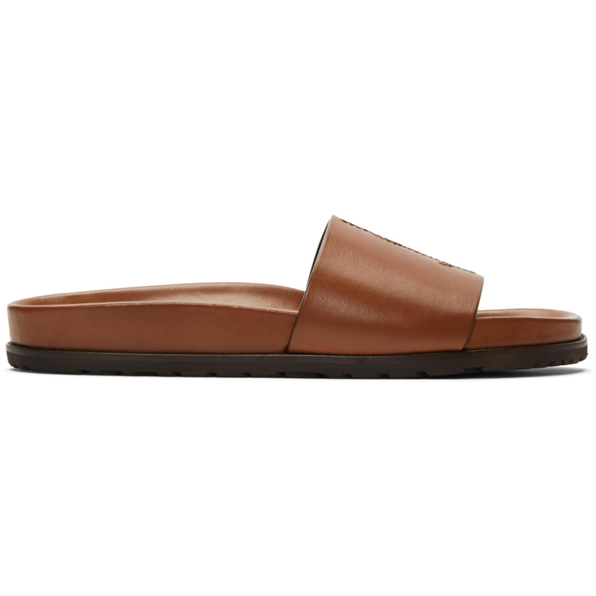 Saint Laurent Jimmy Slide Sandals Cheap Get To Buy Best Online Factory Outlet Cheap Geniue Stockist FSwDe