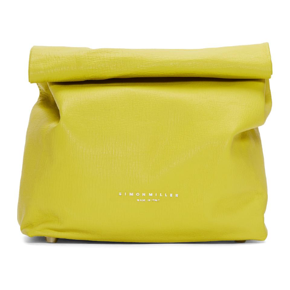 SIMON MILLER Pochette Lunchbox 20 2NByXfdzT