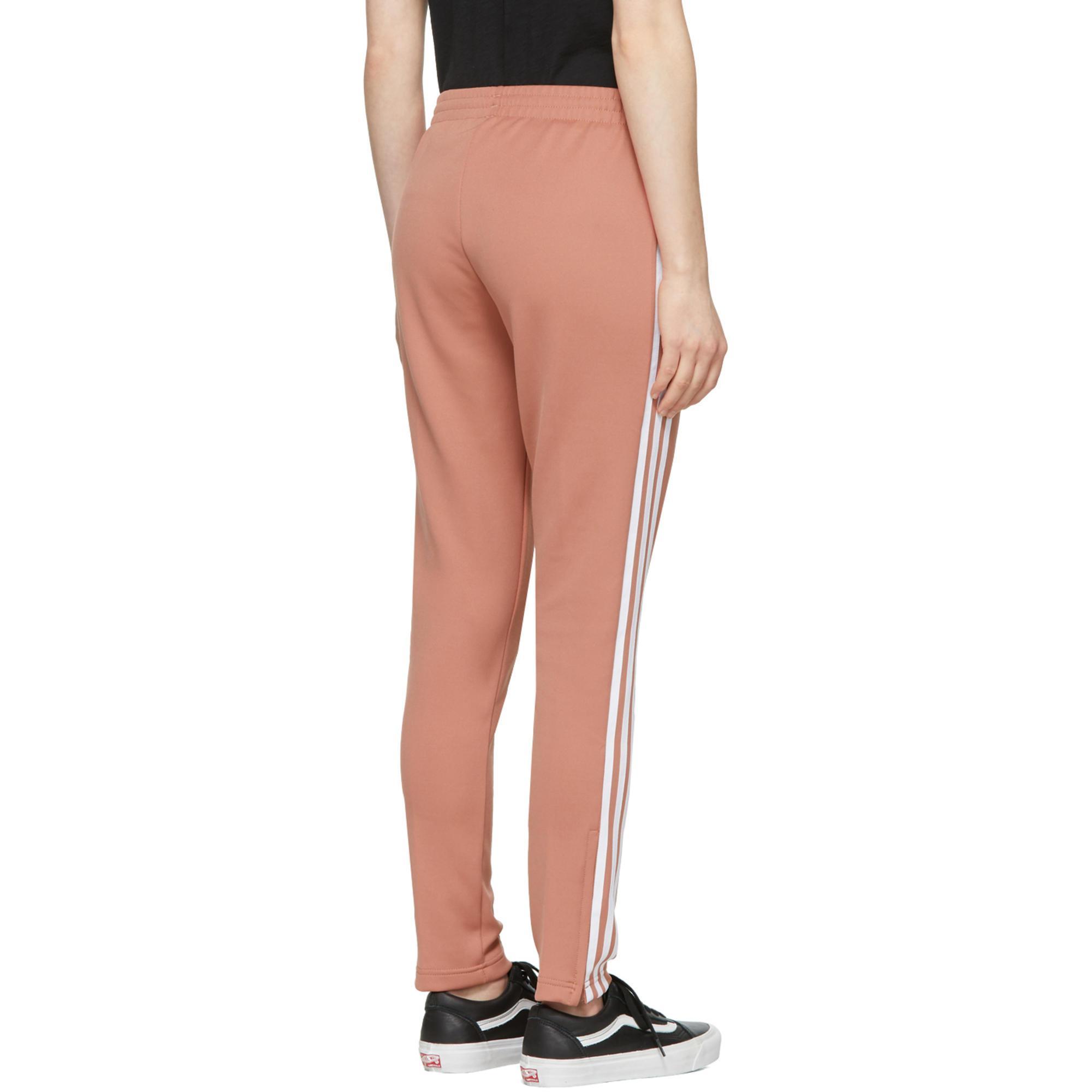 Pink Sst Track Pants