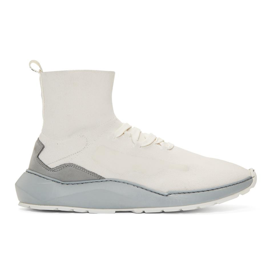 Purple Mid Knit Arch Runner Sneakers Filling Pieces Pd1PV
