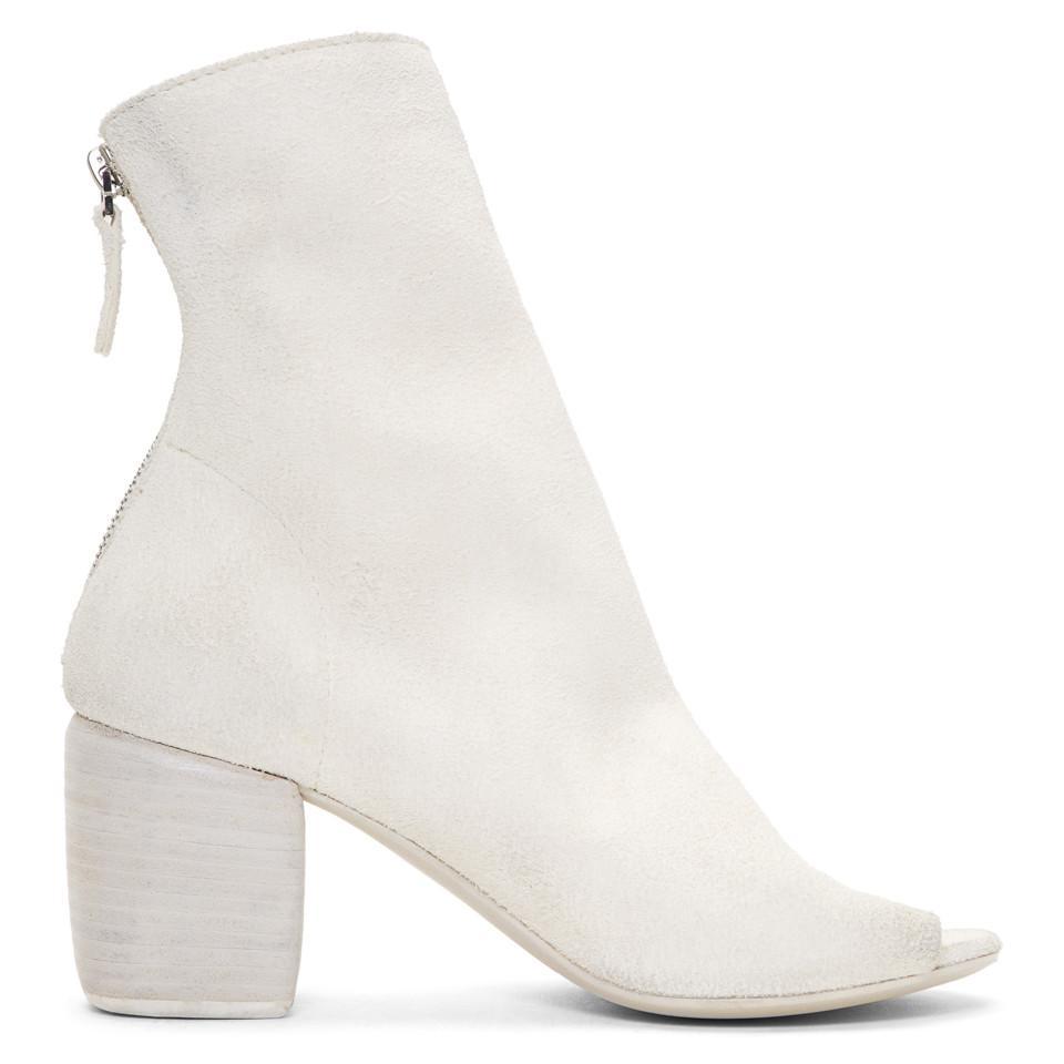Bo Sandalo open toe boots - White Marsèll Release Dates Cheap Price Z6WzBDGziU