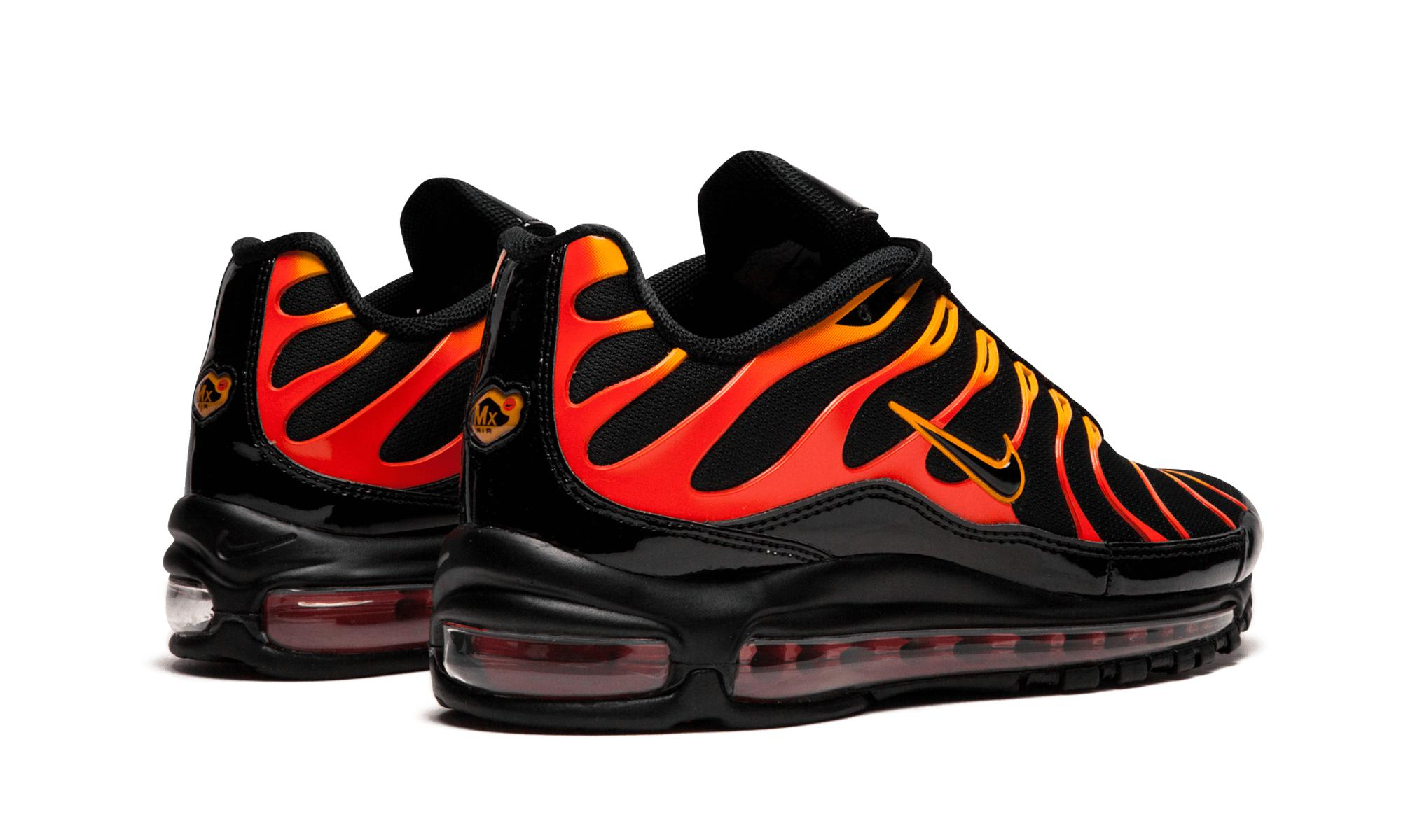 Nike Air Max 97 Plus In Black Orange Yellow Black For Men Lyst