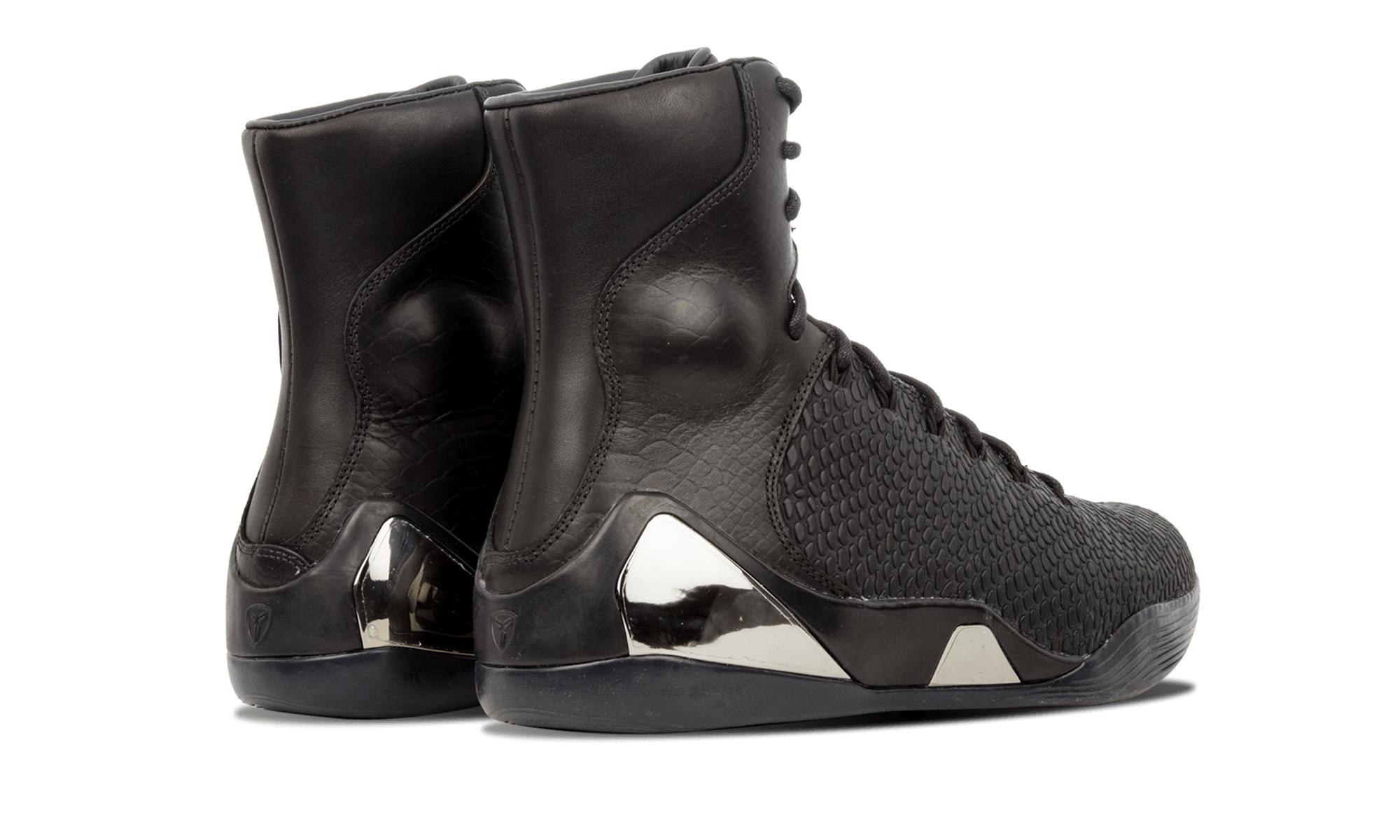 58f094c47ec0 Nike Kobe 9 High Krm Ext Qs in Black for Men - Save 9% - Lyst