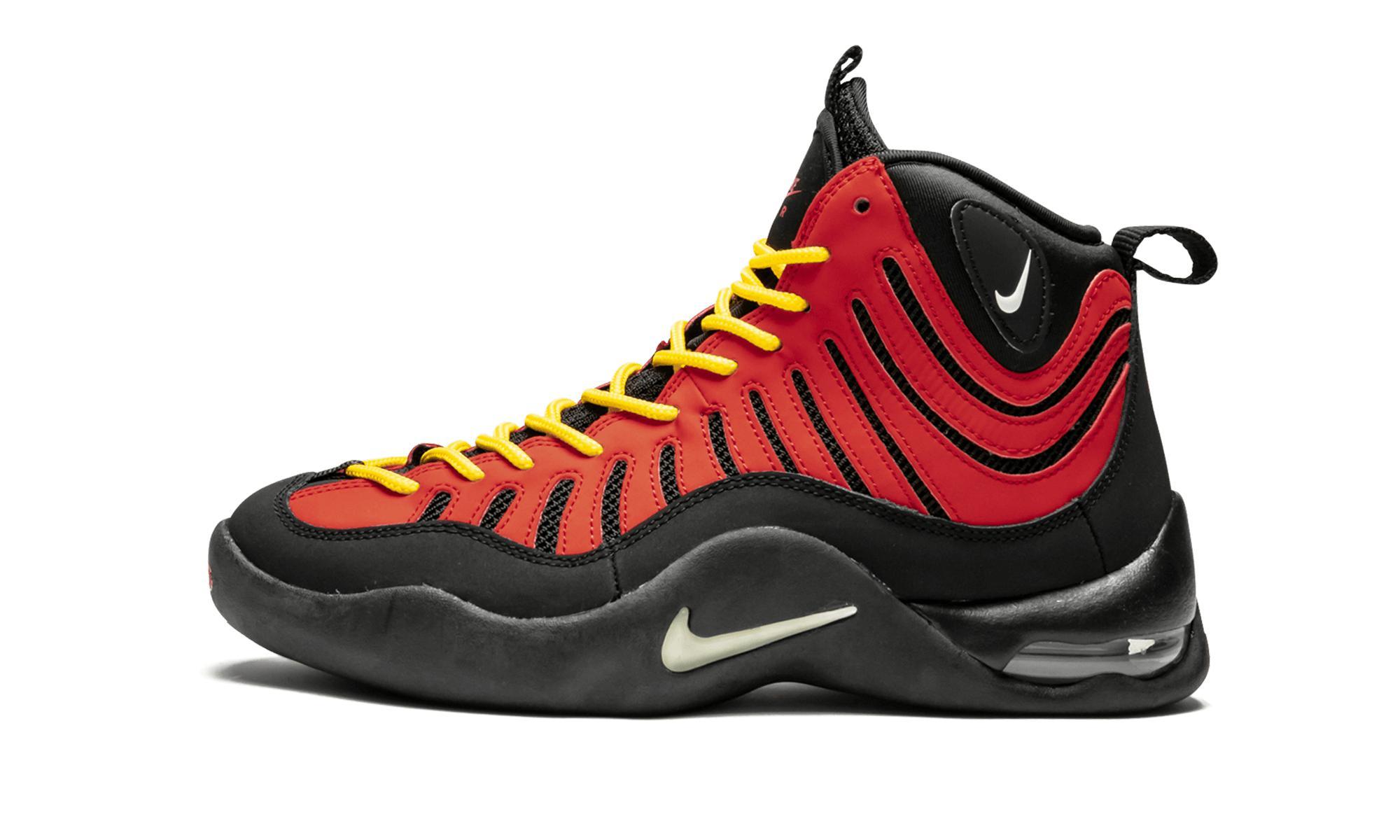5136c969dd918e Nike Air Bakin  (gs) in Black for Men - Lyst