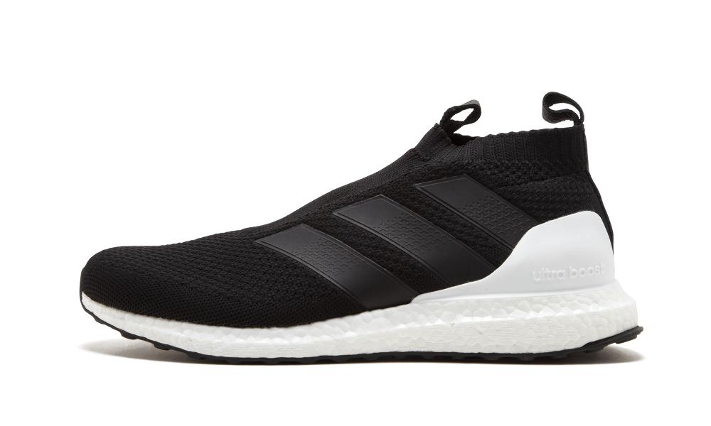 63660f2a614fd Lyst - adidas Ace 16+ Ultraboost Core Black core Black in Black for ...