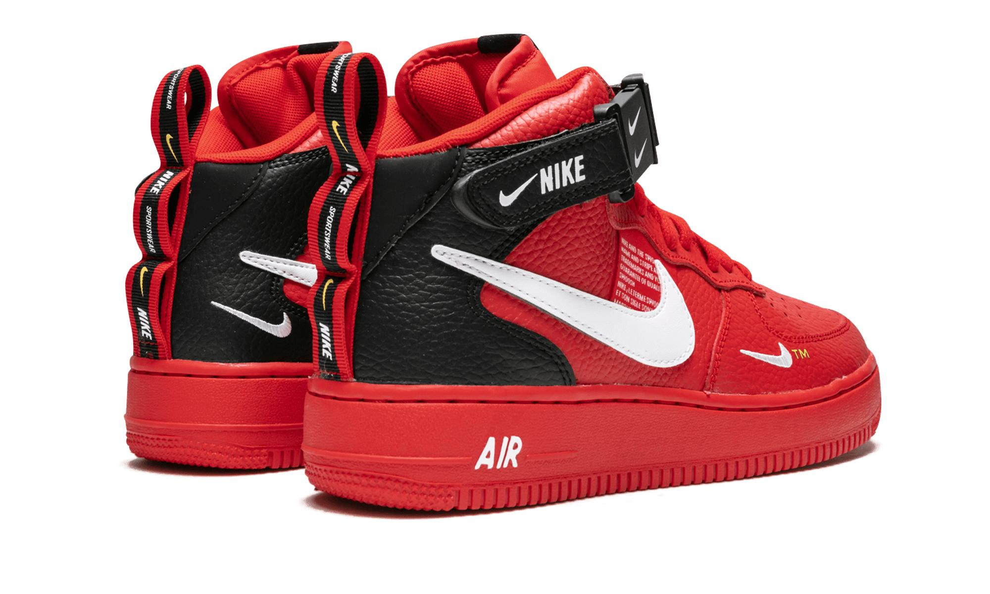Air Force 1 Mid '07 Lv8 Basketball Shoes