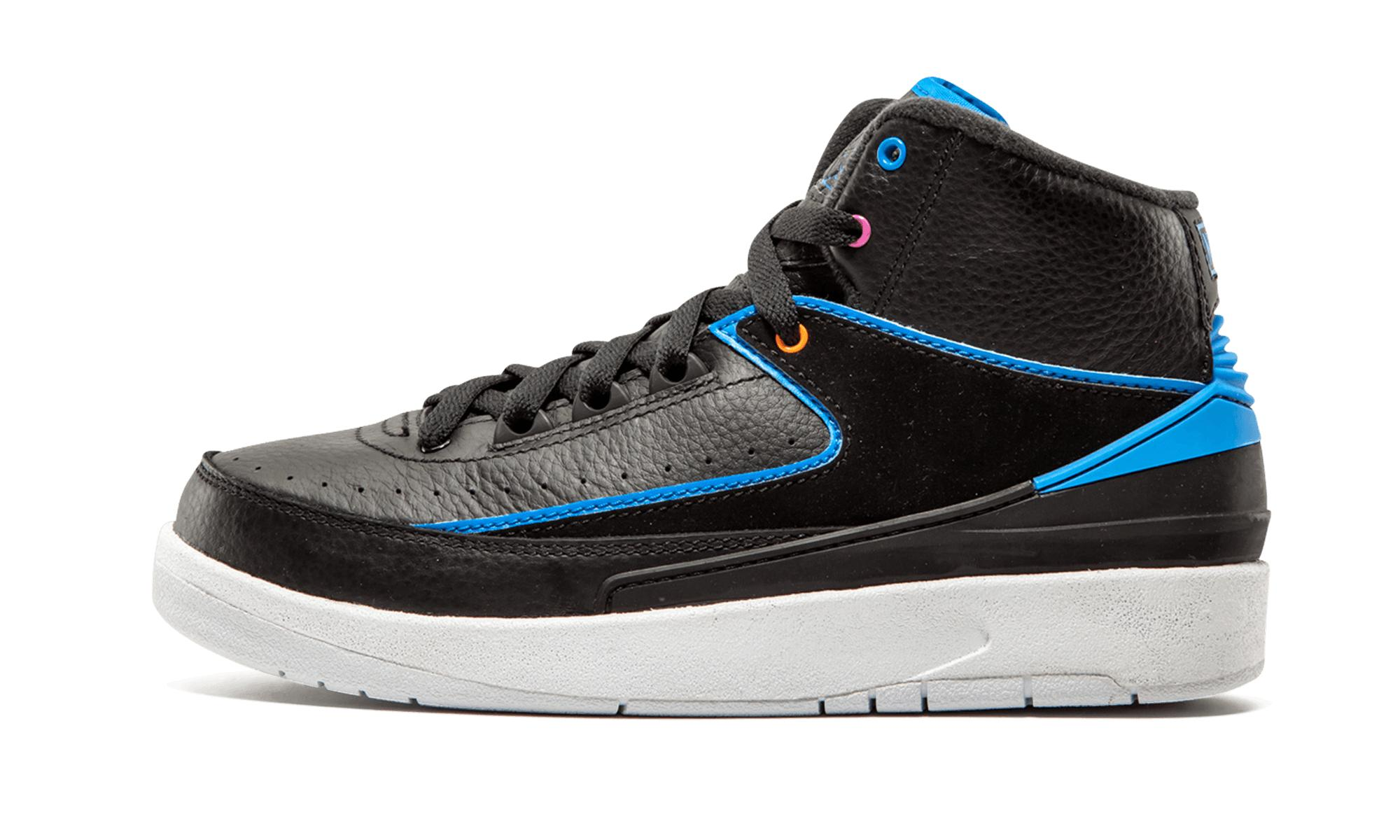cheap for discount 5453e b3228 Nike - Black Air 2 Retro Bg for Men - Lyst. View fullscreen