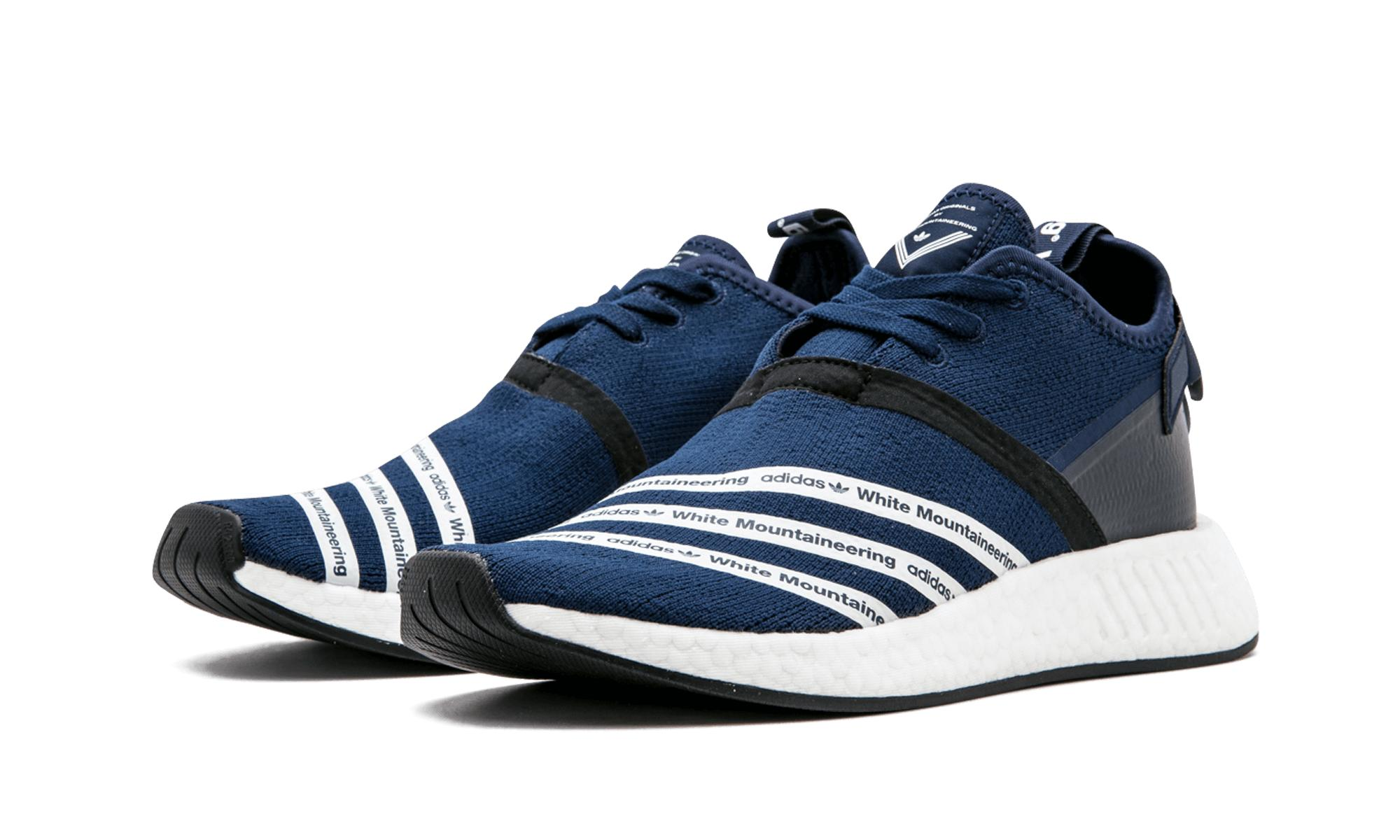 e320e5110 Adidas - Blue Wm Nmd R2 Pk for Men - Lyst. View fullscreen