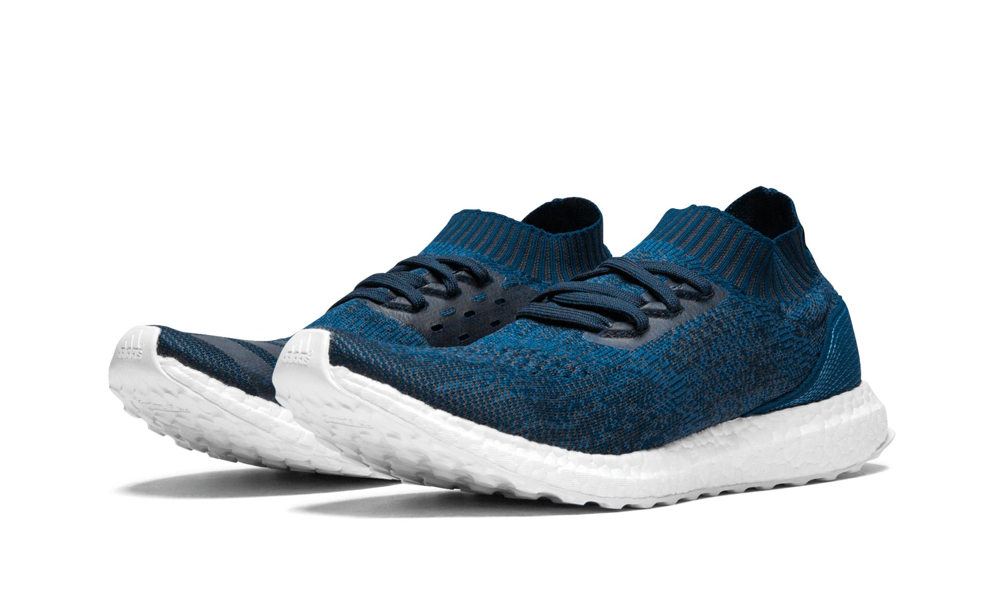 superior quality ae14e b76c4 adidas Ultraboost Uncaged Parley in Blue for Men - Save 25% - Lyst