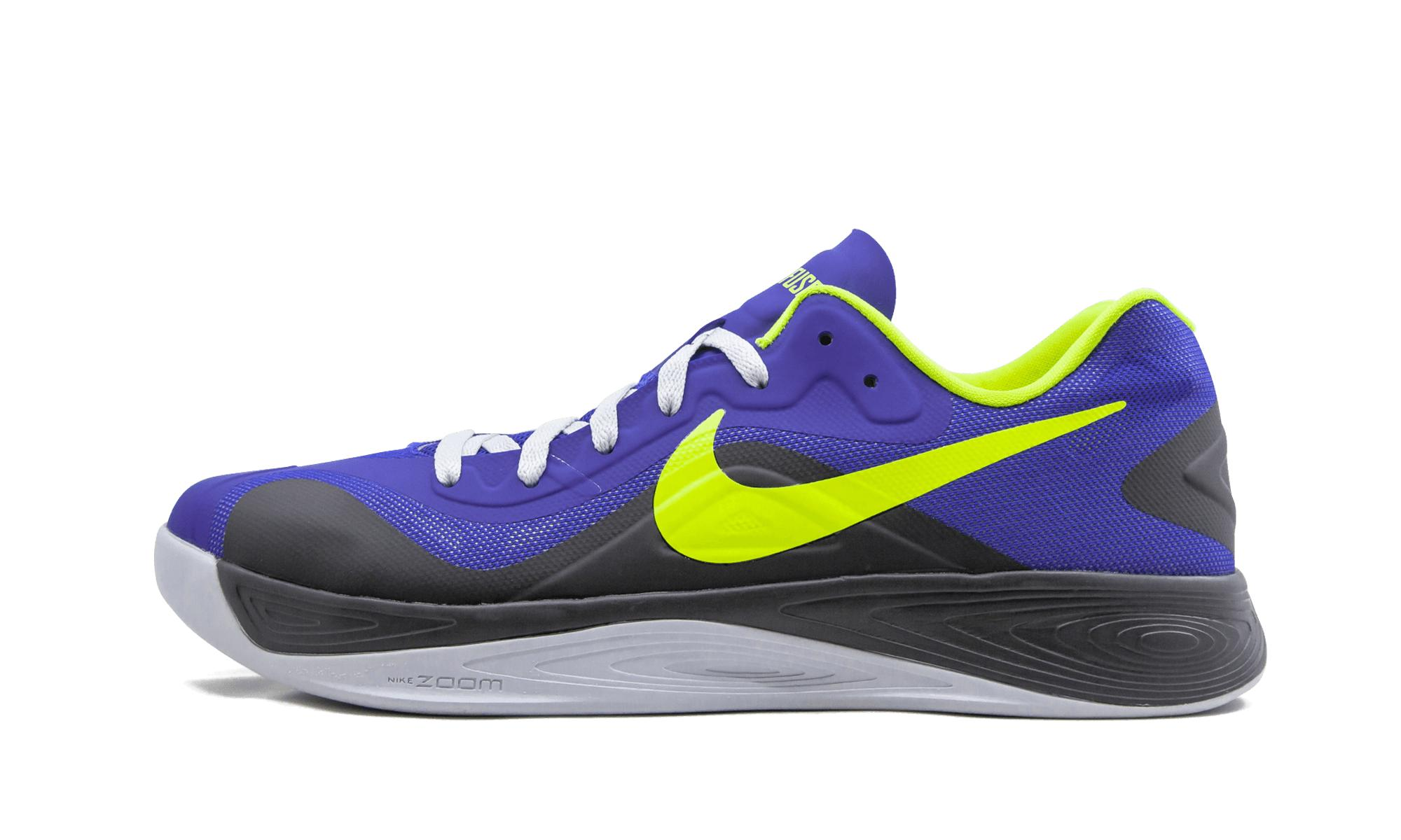 8159729f9fc Lyst - Nike Hyperfuse Low in Blue for Men