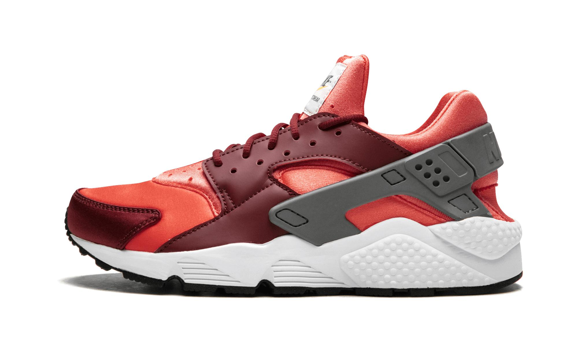 timeless design b08cf fd796 Nike. Womens Red Air Huarache