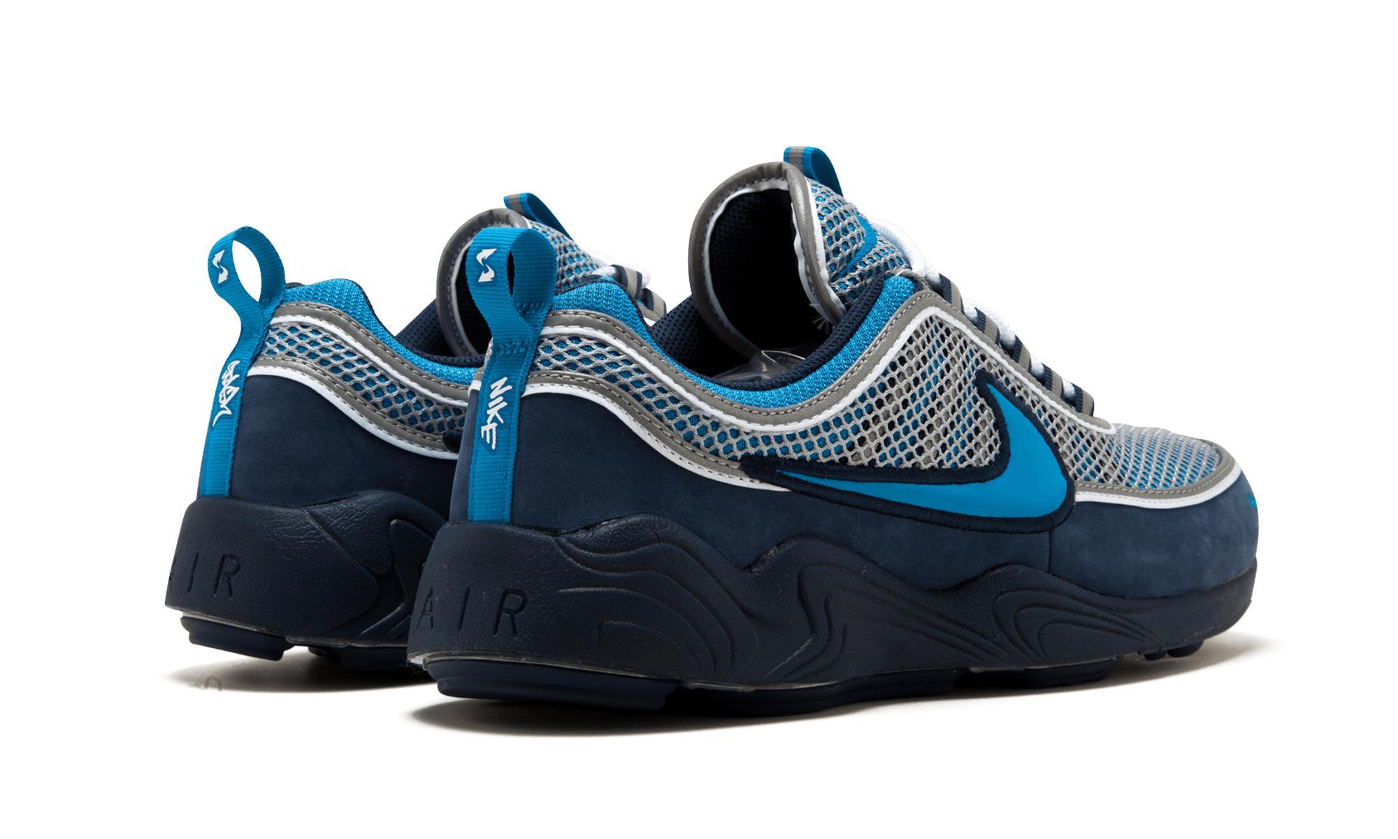 ea12e9d58798 Nike - Blue Air Zoom Spiridon  16   Stash for Men - Lyst. View fullscreen