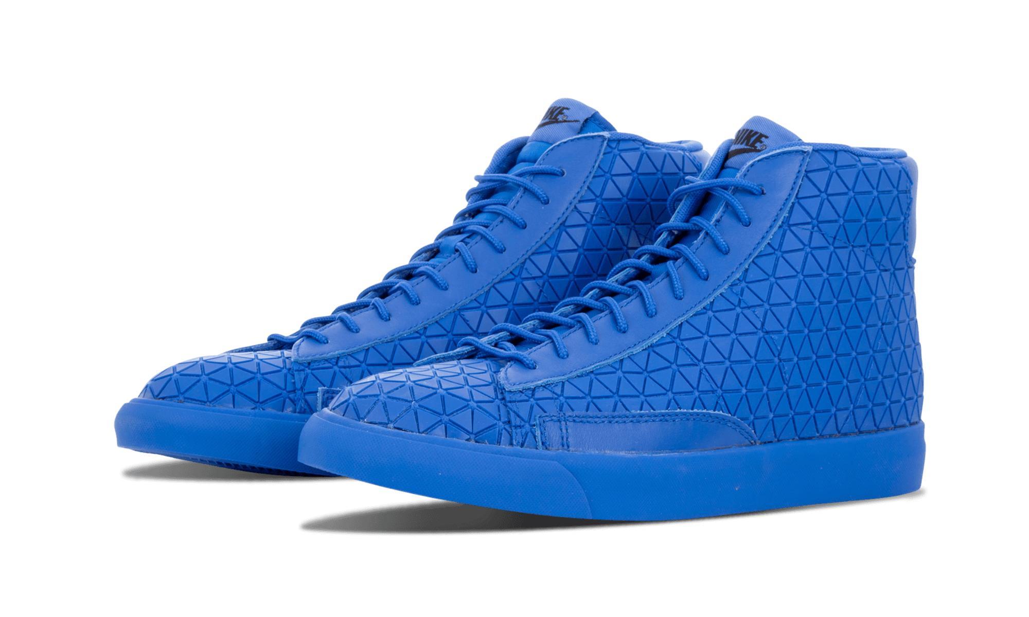 official photos 47643 5fa6e Nike - Blue Blazer Mid Metric Qs for Men - Lyst. View fullscreen