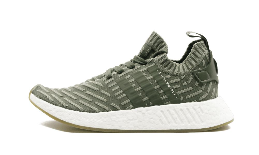 adidas Nmd R2 Pk in Green for Men - Lyst