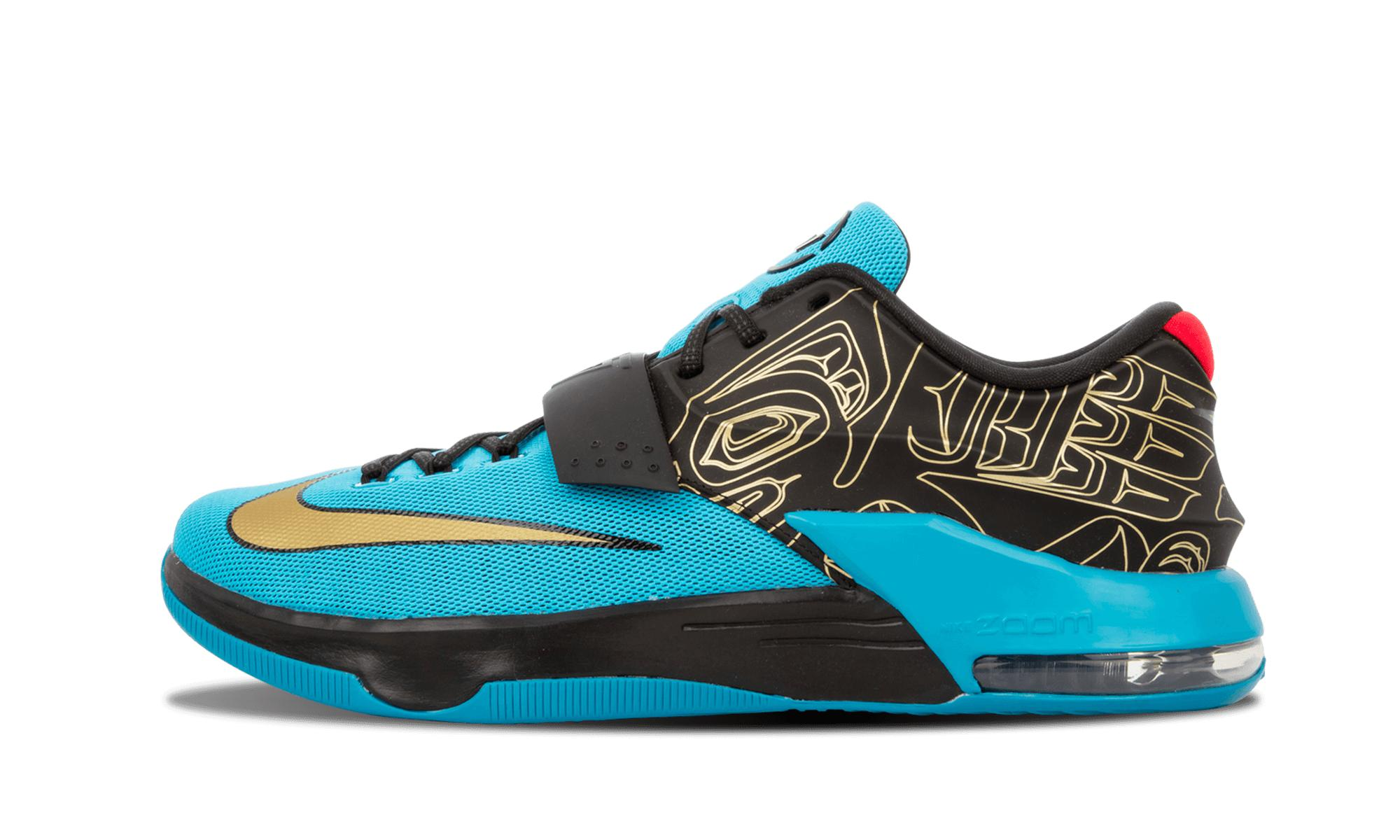 0069451e13ac Nike Kd Vii N7 in Blue for Men - Save 19% - Lyst