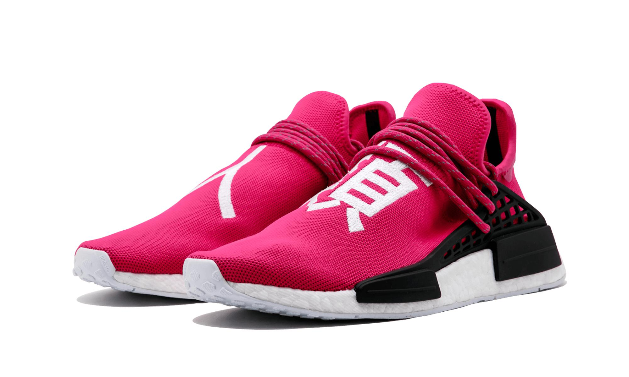 bc2f50000441 Lyst - adidas Pharrell Williams Human Race Nmd in Pink for Men