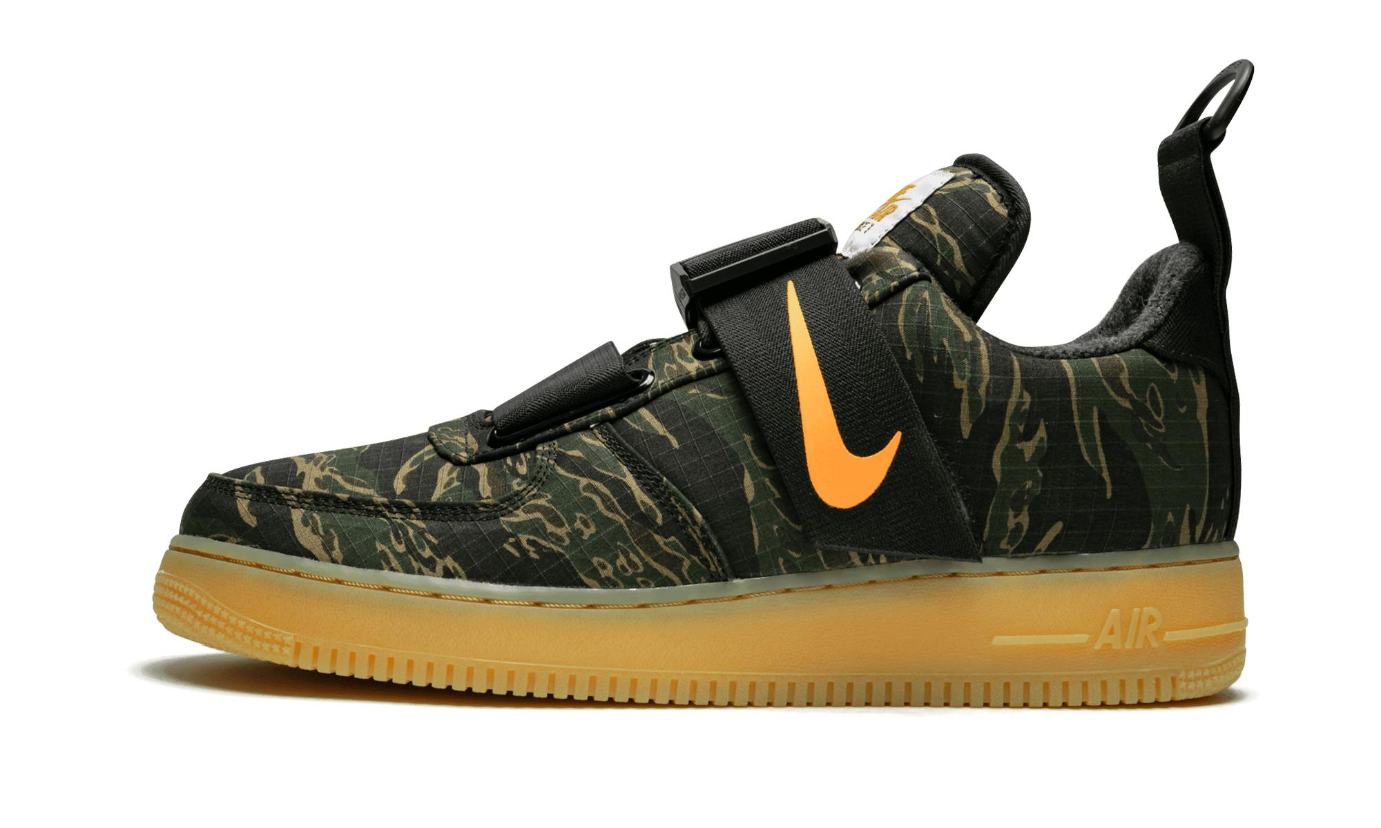 1dc00462ba62 Lyst - Nike Air Force 1 Utility Low Premium Wip Sneaker in Green for ...