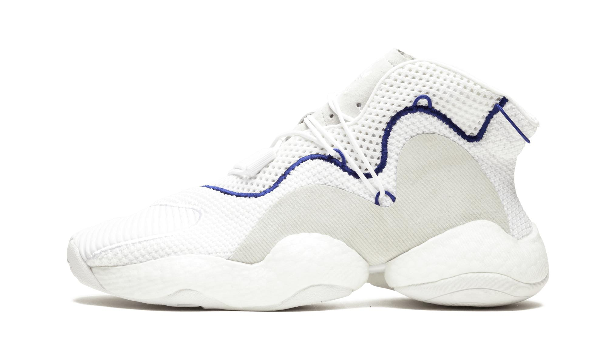 buy popular 12785 7aa08 Adidas - White Crazy Byw Lvl I for Men - Lyst. View fullscreen