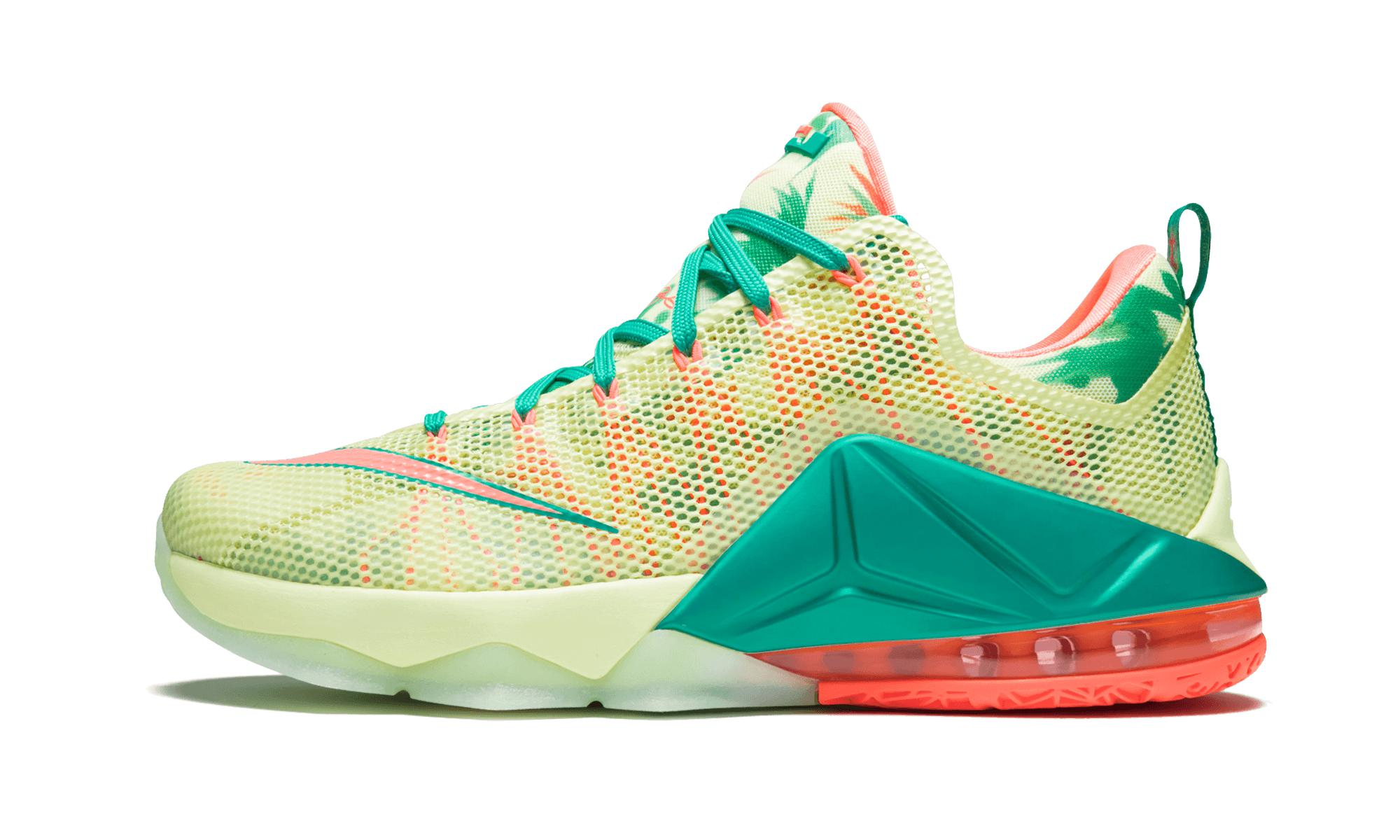 Nike Lebron 12 Low Prm for Men - Lyst 7d4c151aa