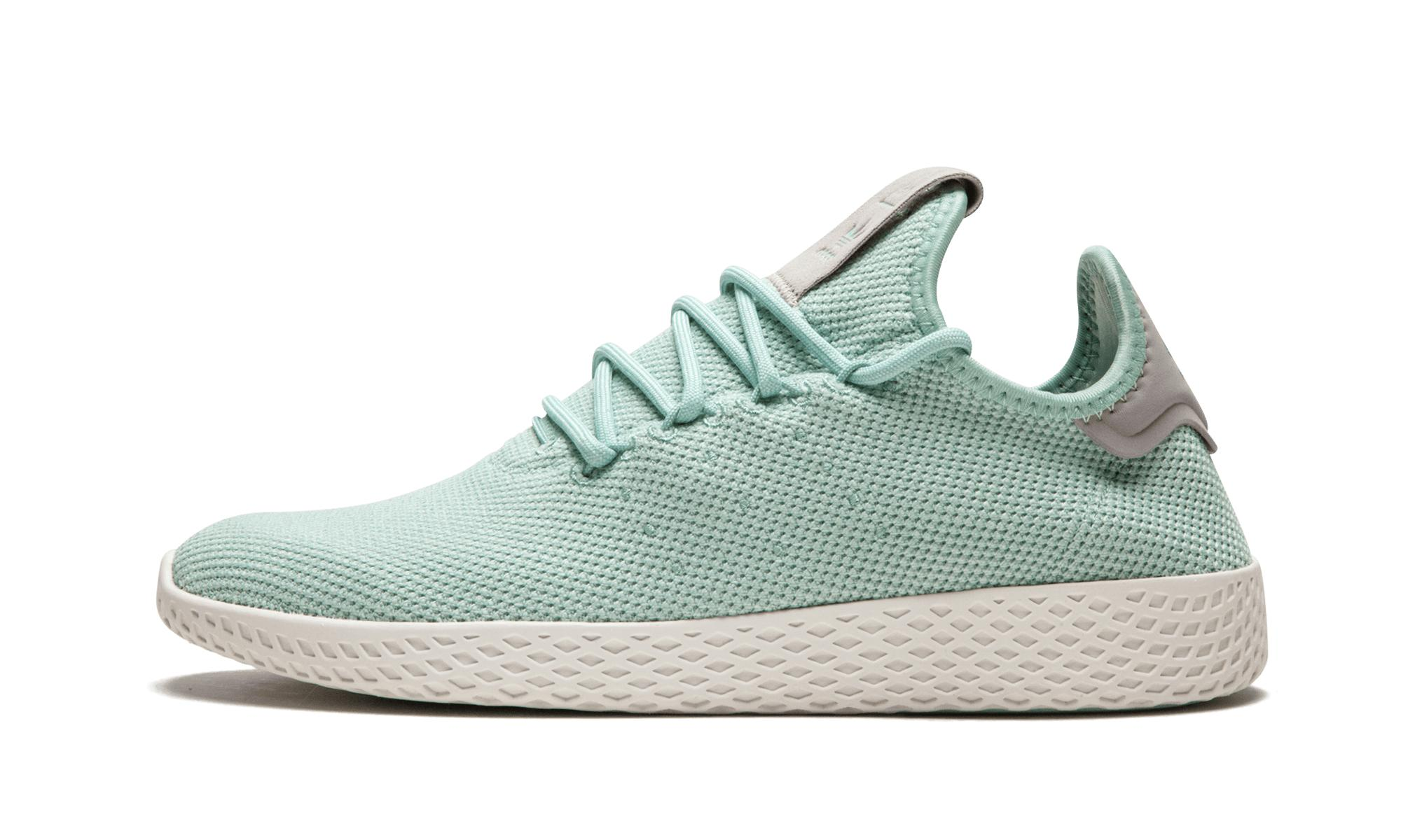 d99ab34a1e3dd Lyst - adidas Pharrell Williams Tennis Hu W in Blue
