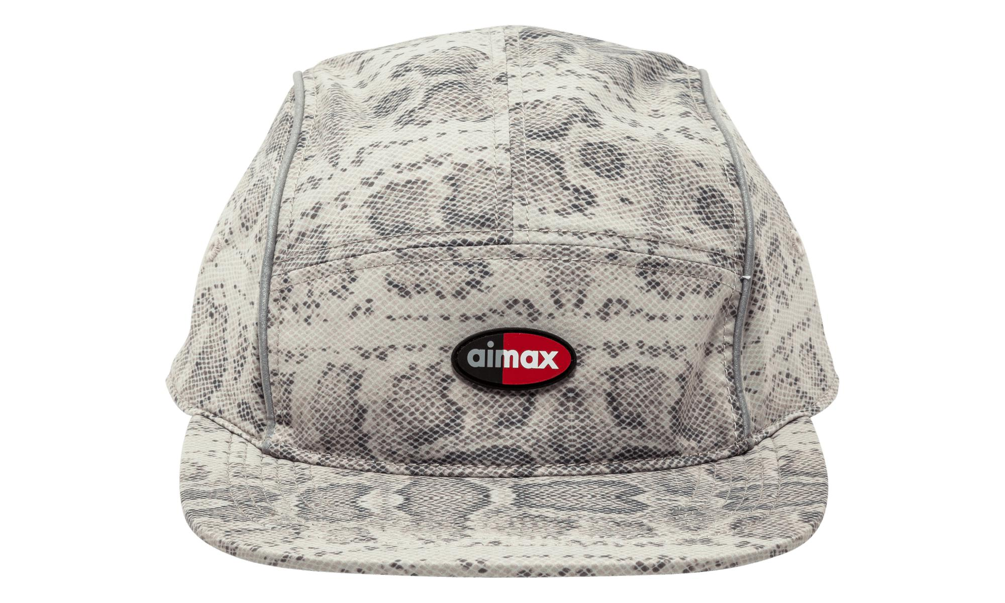 baa95ddecff Lyst - Supreme Air Max Running Hat in Gray for Men - Save 6%