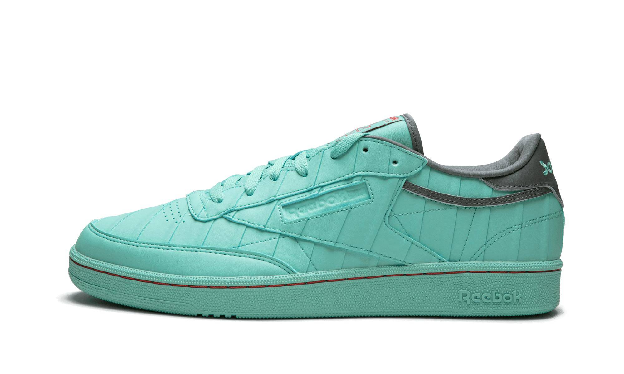 ca24511c520 Lyst - Reebok Club C Cns in Green for Men