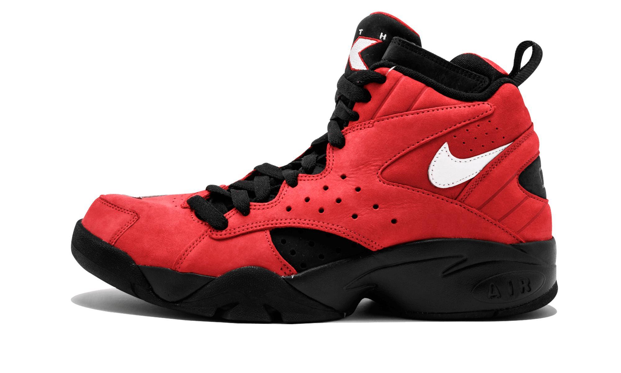 54ec26dbc84c3d Lyst - Nike Air Maestro Ii Qs in Red for Men