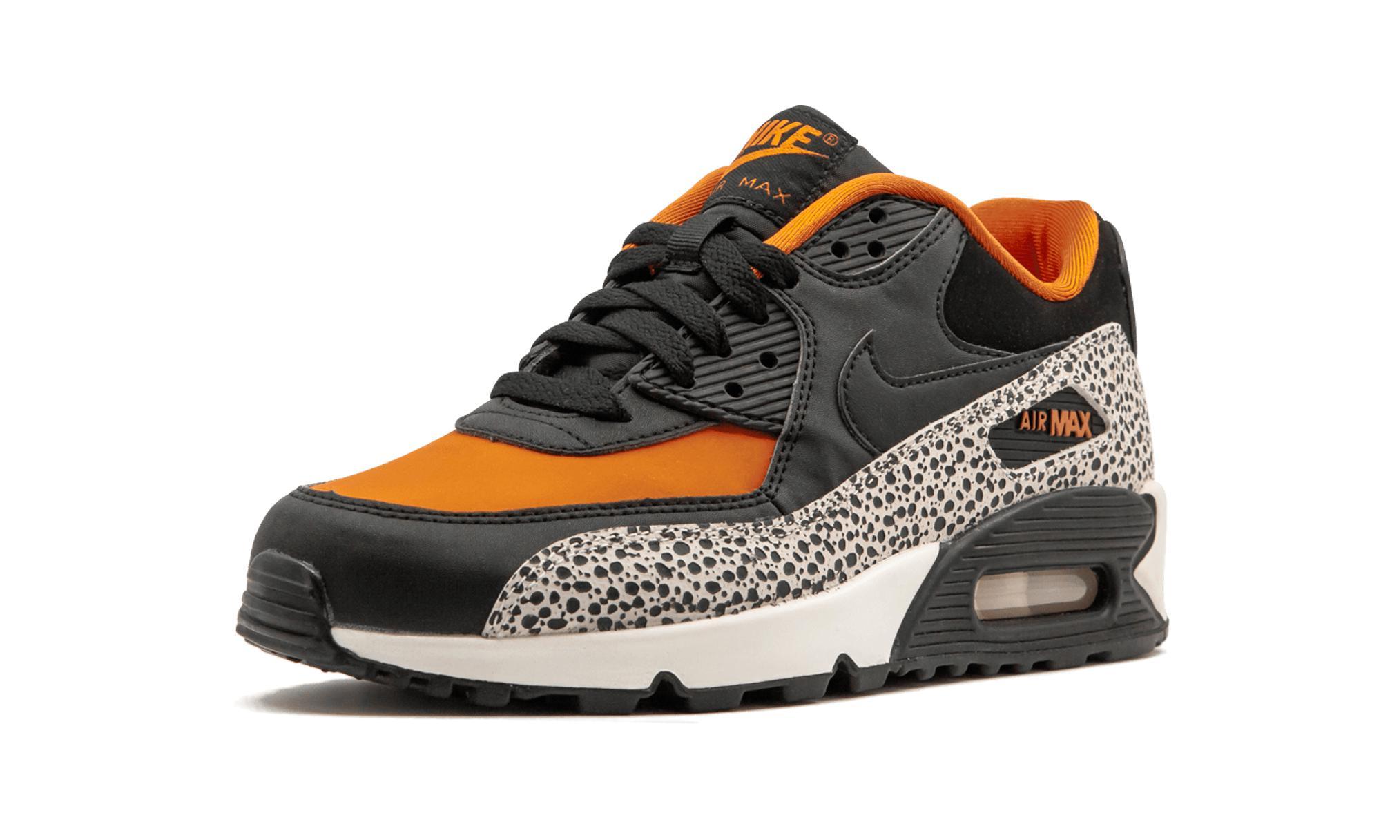 Nike Air Max 90 Safari (gs) in Black