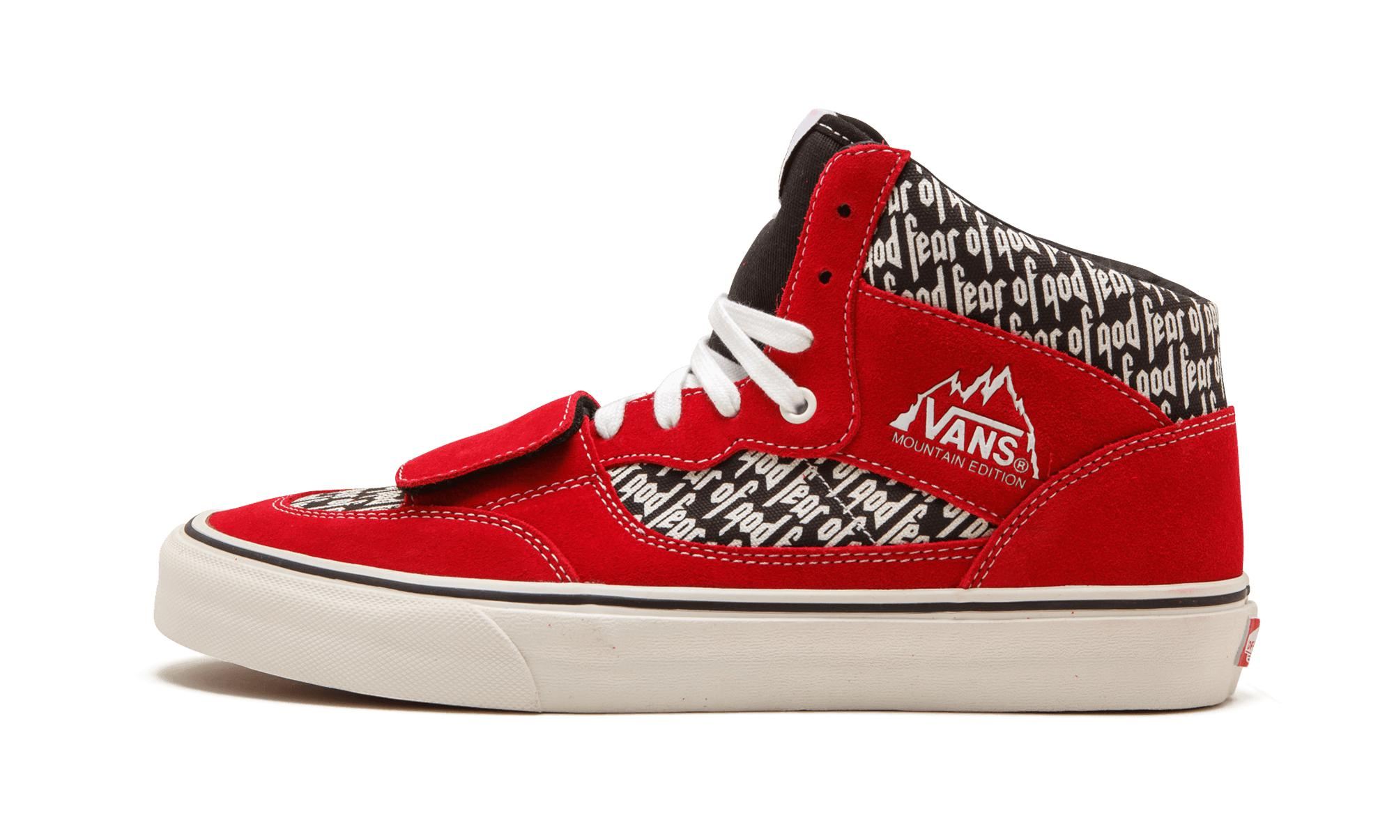 e913688cce Vans Mountain Edition 35 Dx in Red for Men - Lyst