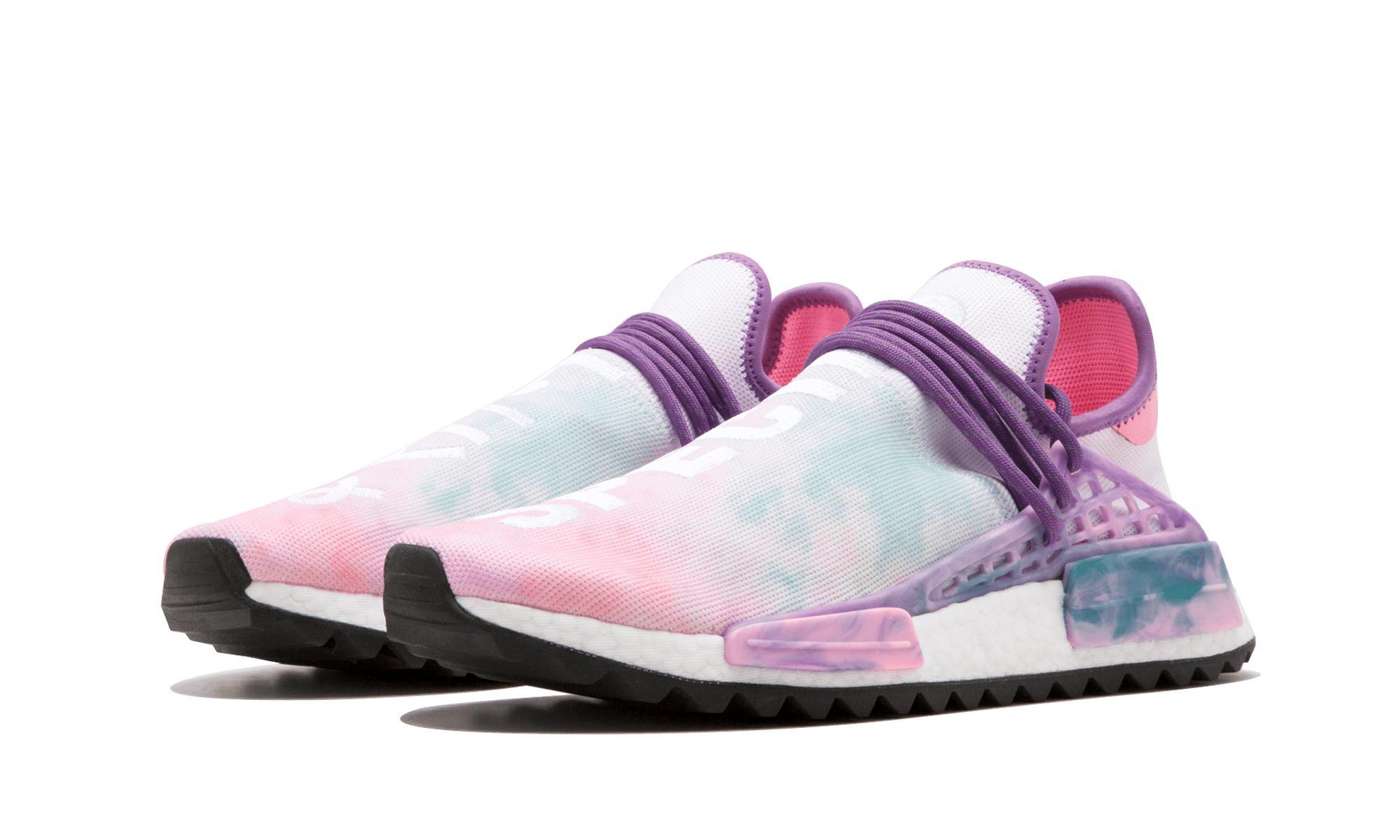 5ba1ecf13d60 Adidas - Pink Pw Hu Holi Nmd Mc - Lyst. View fullscreen
