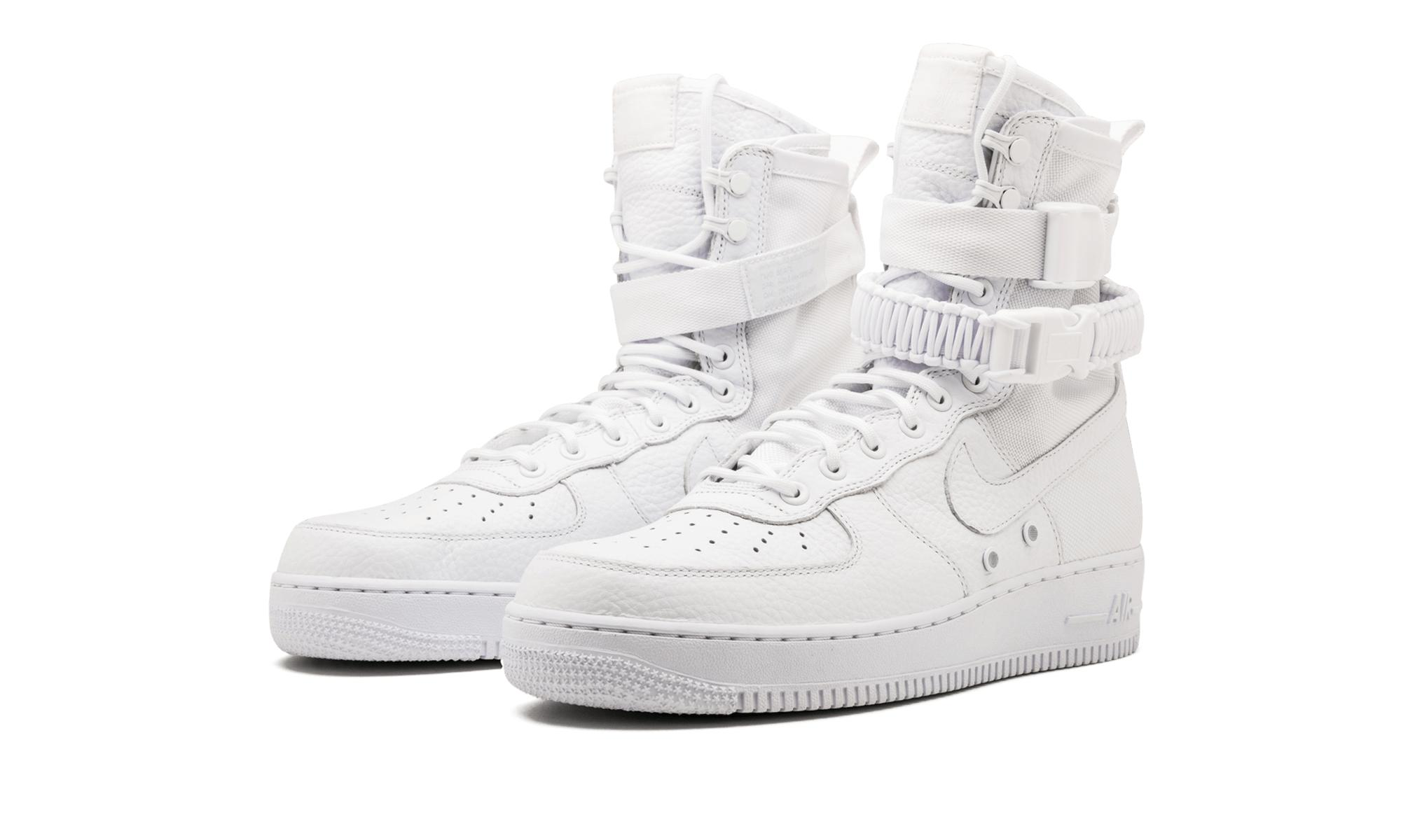 182648847d4 ... air force SPECIAL  Nike - White Sf Af1 Qs for Men - Lyst. View  fullscreen sleek 72afe 0fa0b ...