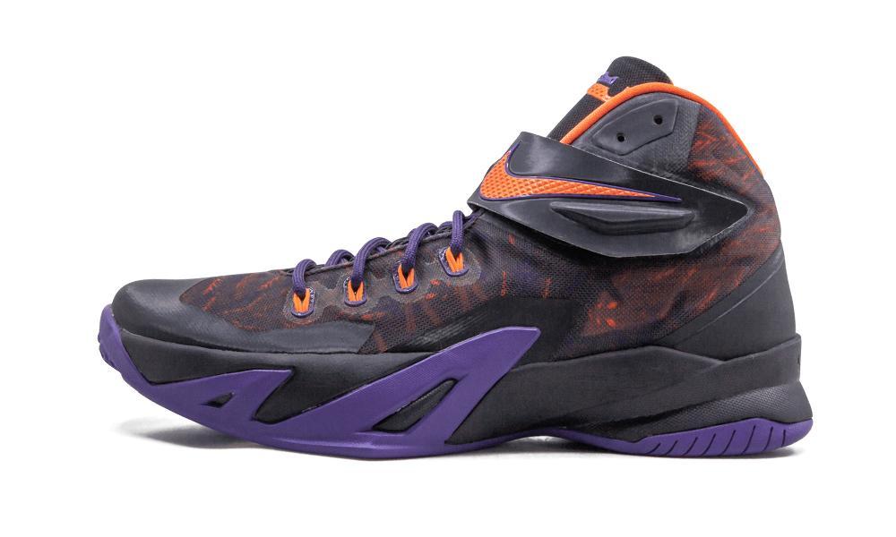 3488e6232c3e4 Lyst - Nike Zoom Soldier 8 Prm Current Purple hyper Crimson in ...