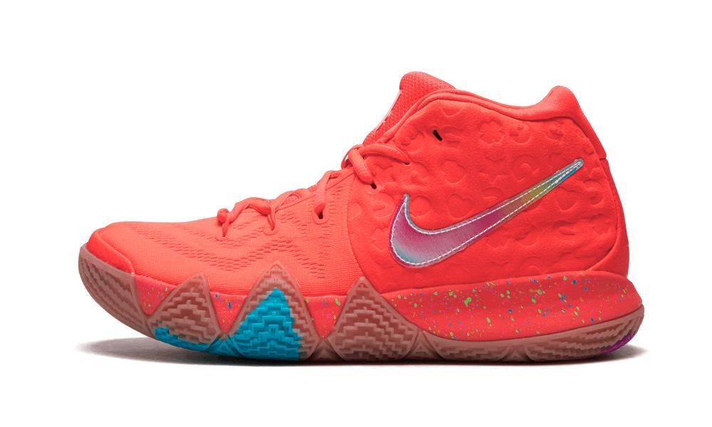 031a645d213 Lyst - Nike Kyrie 4 in Red for Men