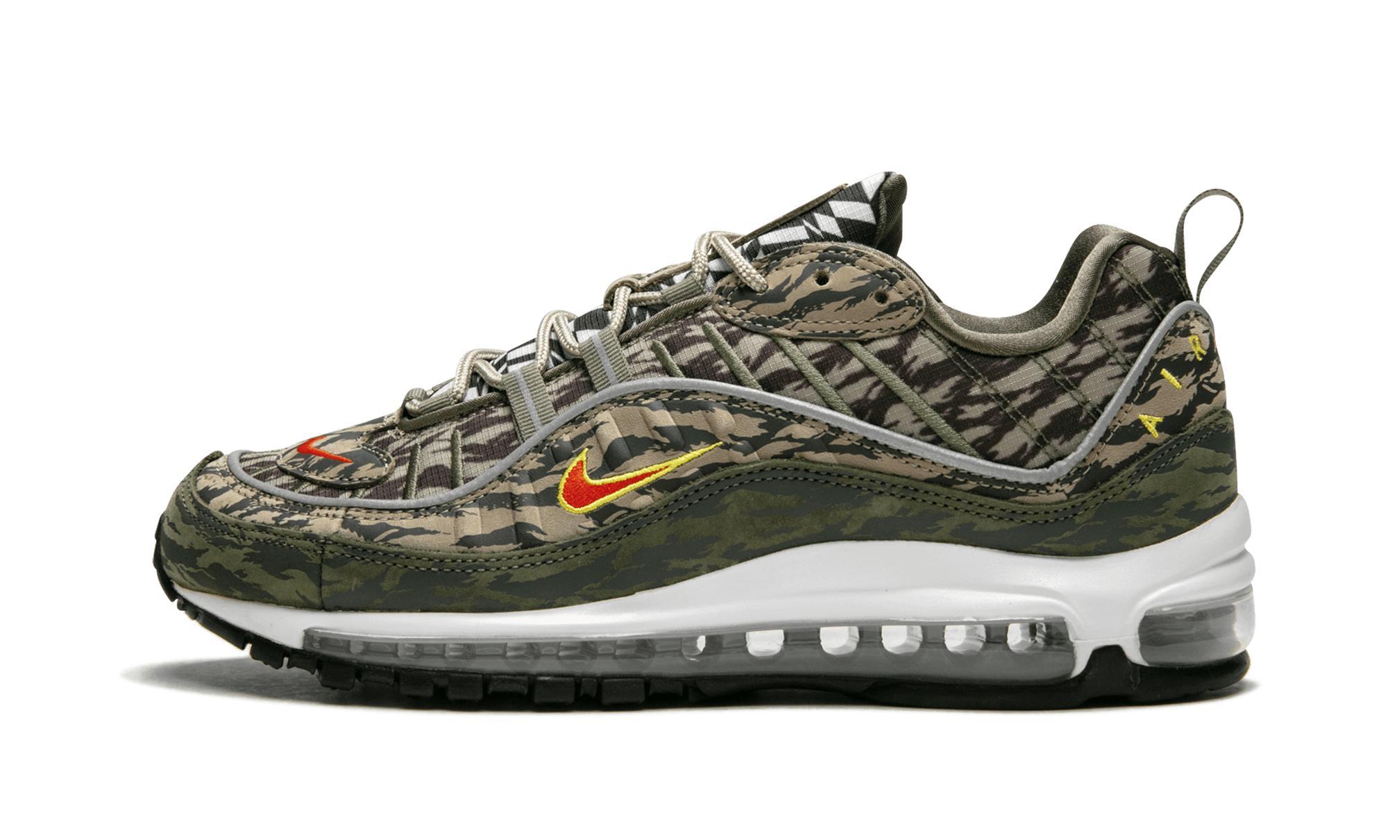 80d1001fb7a Lyst - Nike Air Max 98 Aop for Men