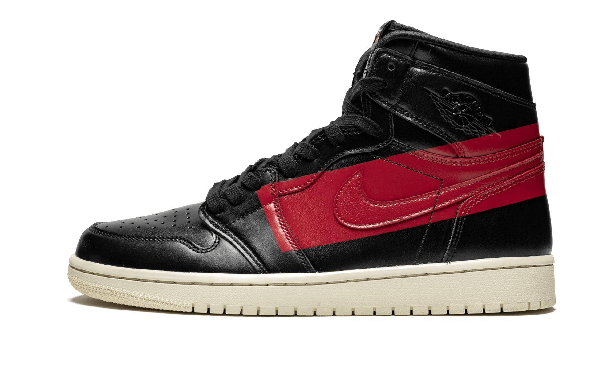 meet e1b36 cdfb4 Nike - Black Air Jordan 1 High Og Defiant for Men - Lyst. View fullscreen