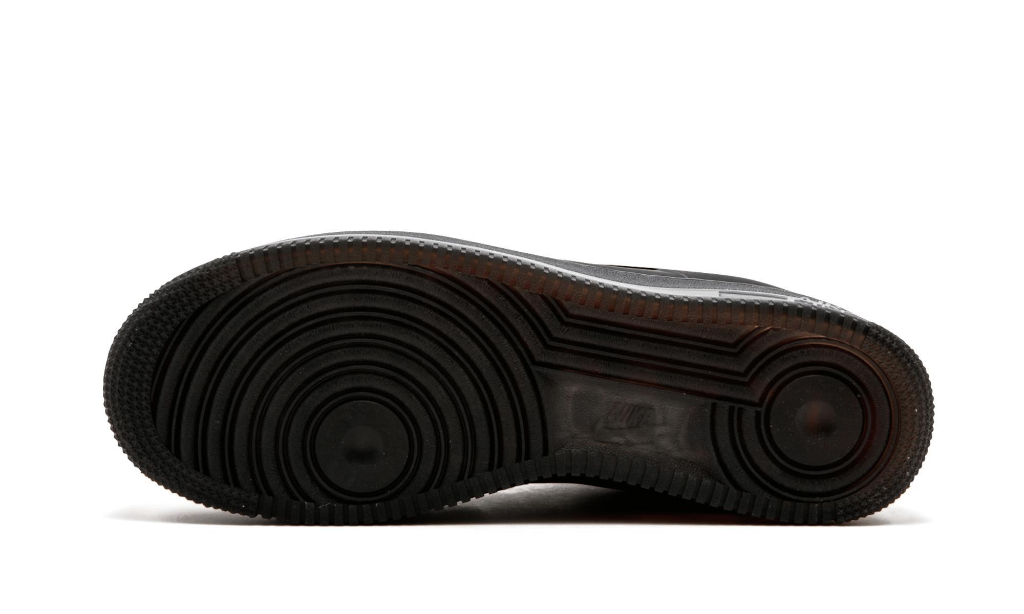 free shipping d74e2 3e402 Nike Black Air Force 1 Posite Fl Max Qs for men