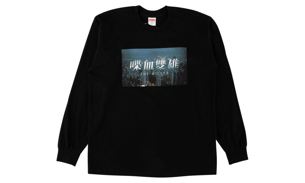 97b7f46b3448 Supreme The Killer L/s Tee in Black for Men - Save 33% - Lyst