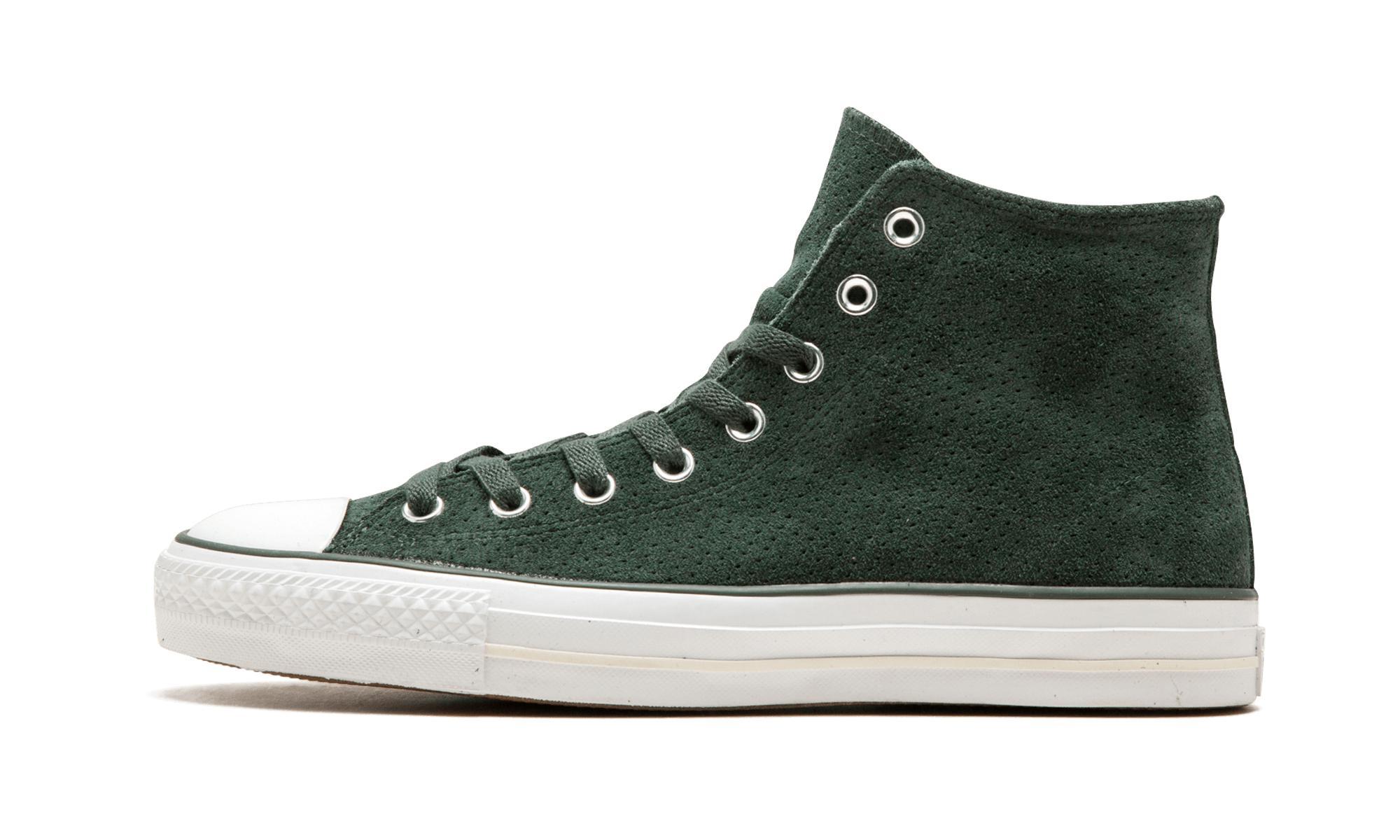 d489228a319e Converse Ctas Pro Hi in Green for Men - Lyst