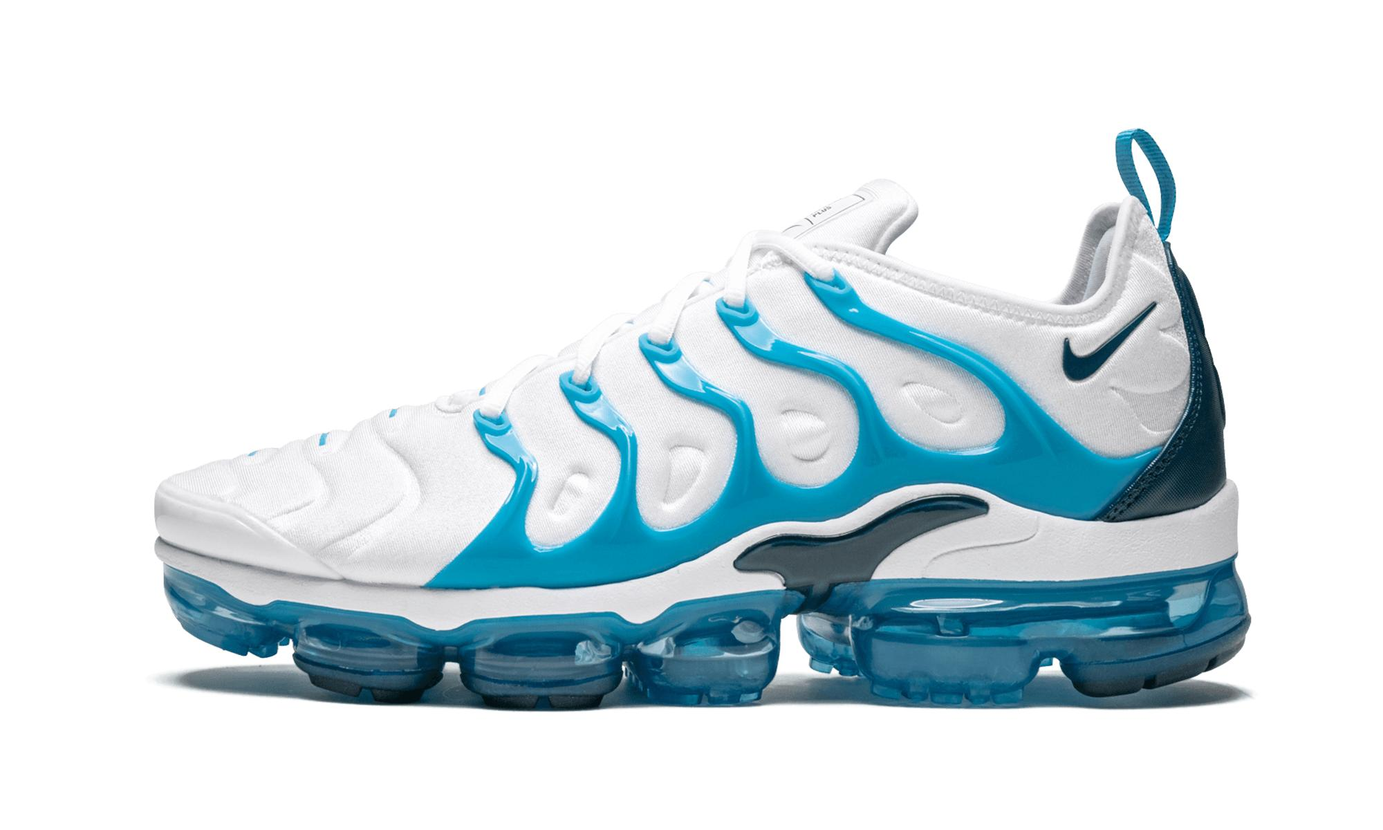 2d5aa3d16ac3 Lyst - Nike Air Vapormax Plus in Blue for Men