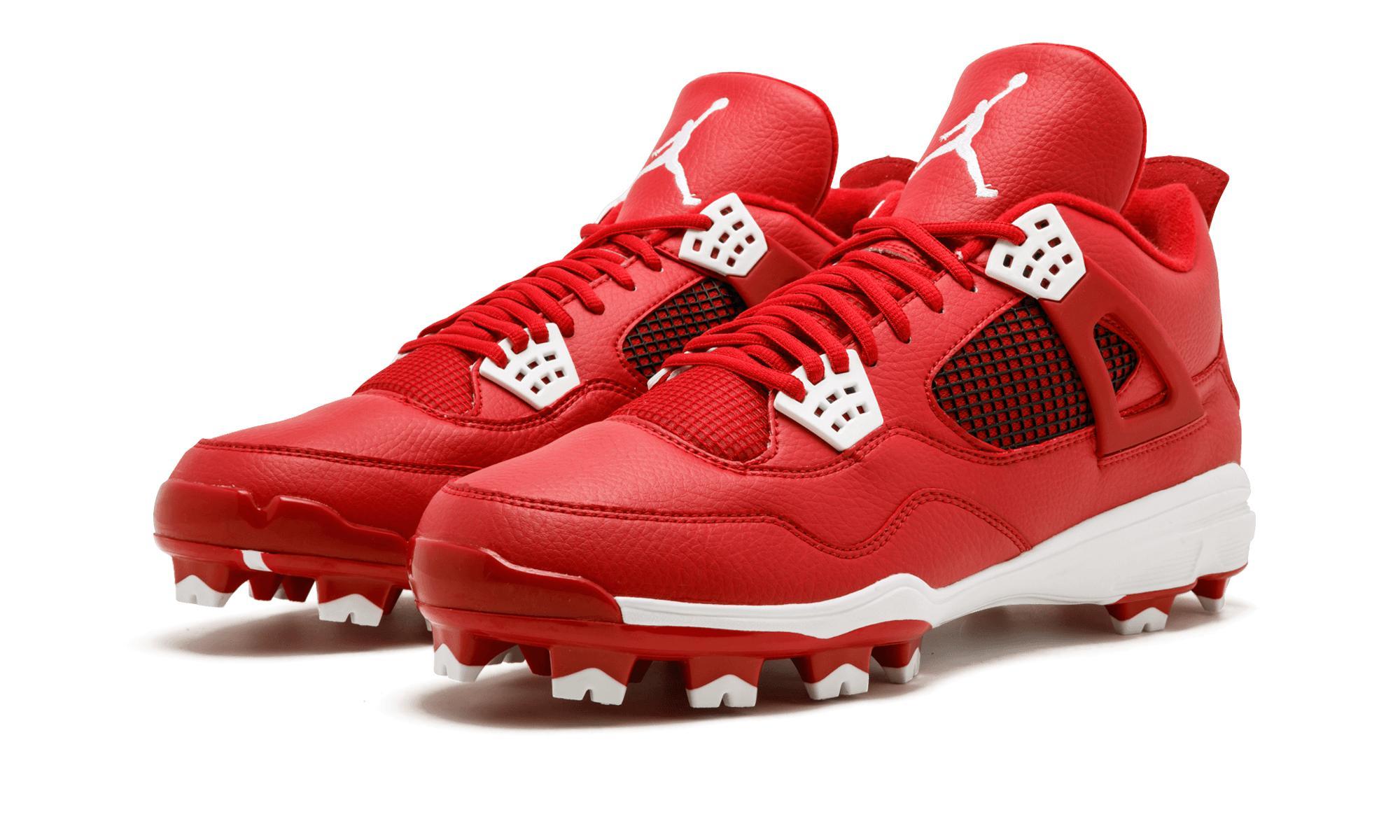 f9f050f7c86 Nike - Red 4 Retro Mcs for Men - Lyst. View fullscreen