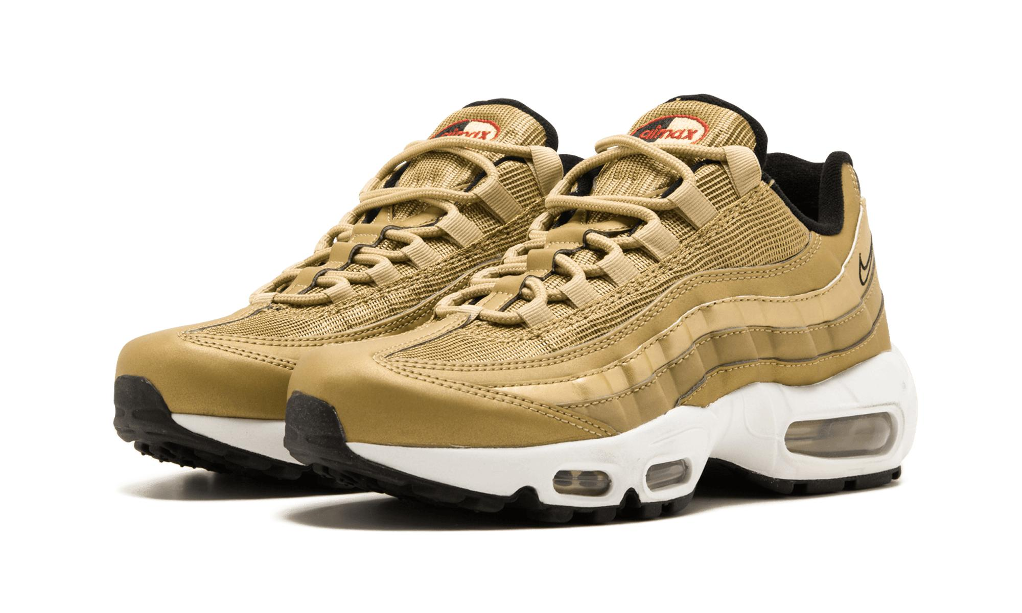 Lyst Lyst Lyst Nike Air Max 95 Premium Qs in Metallic for Uomo aa5087