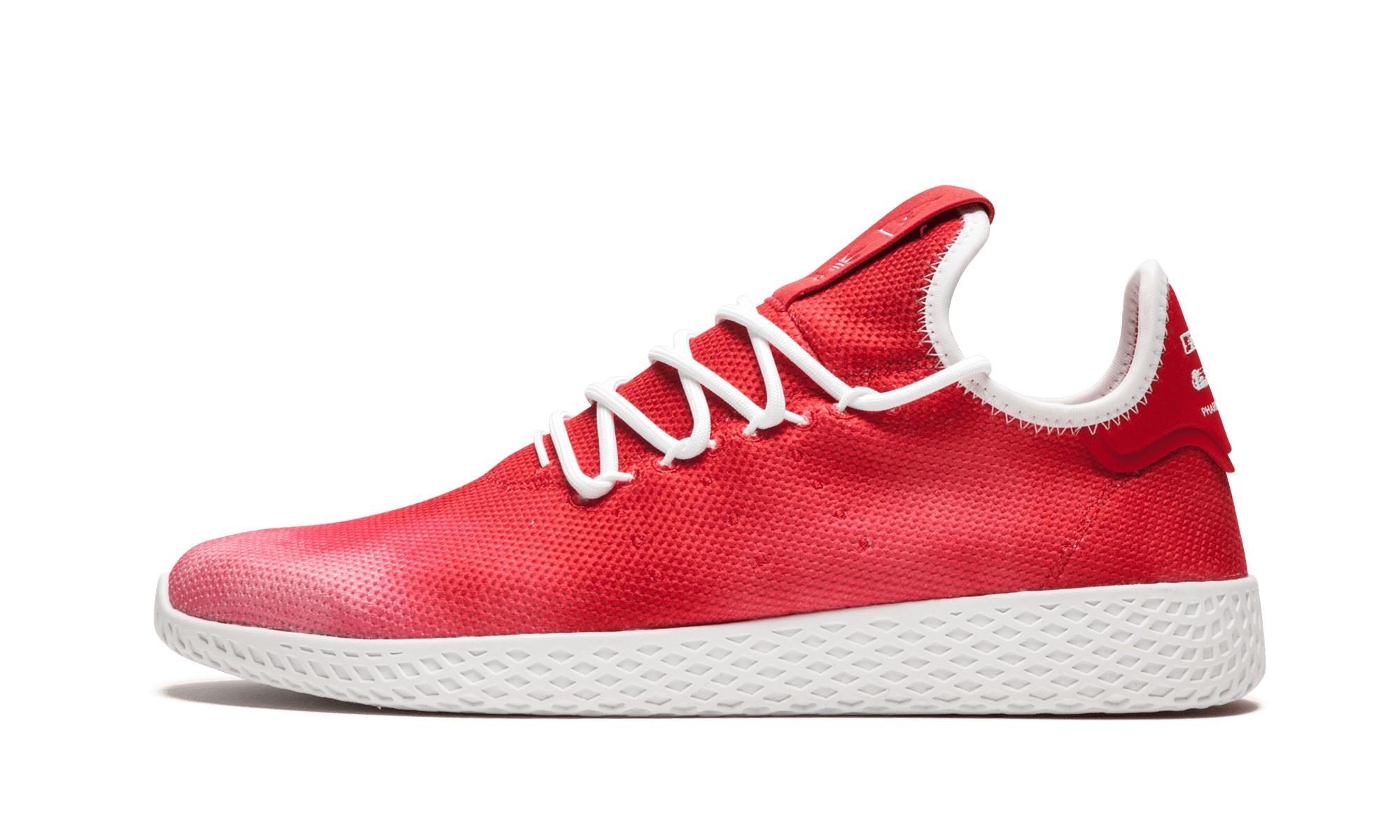 1ac3c3ca0bf4e Lyst - adidas Pharrell Williams Hu Holi Tennis Hu in Red - Save 49%